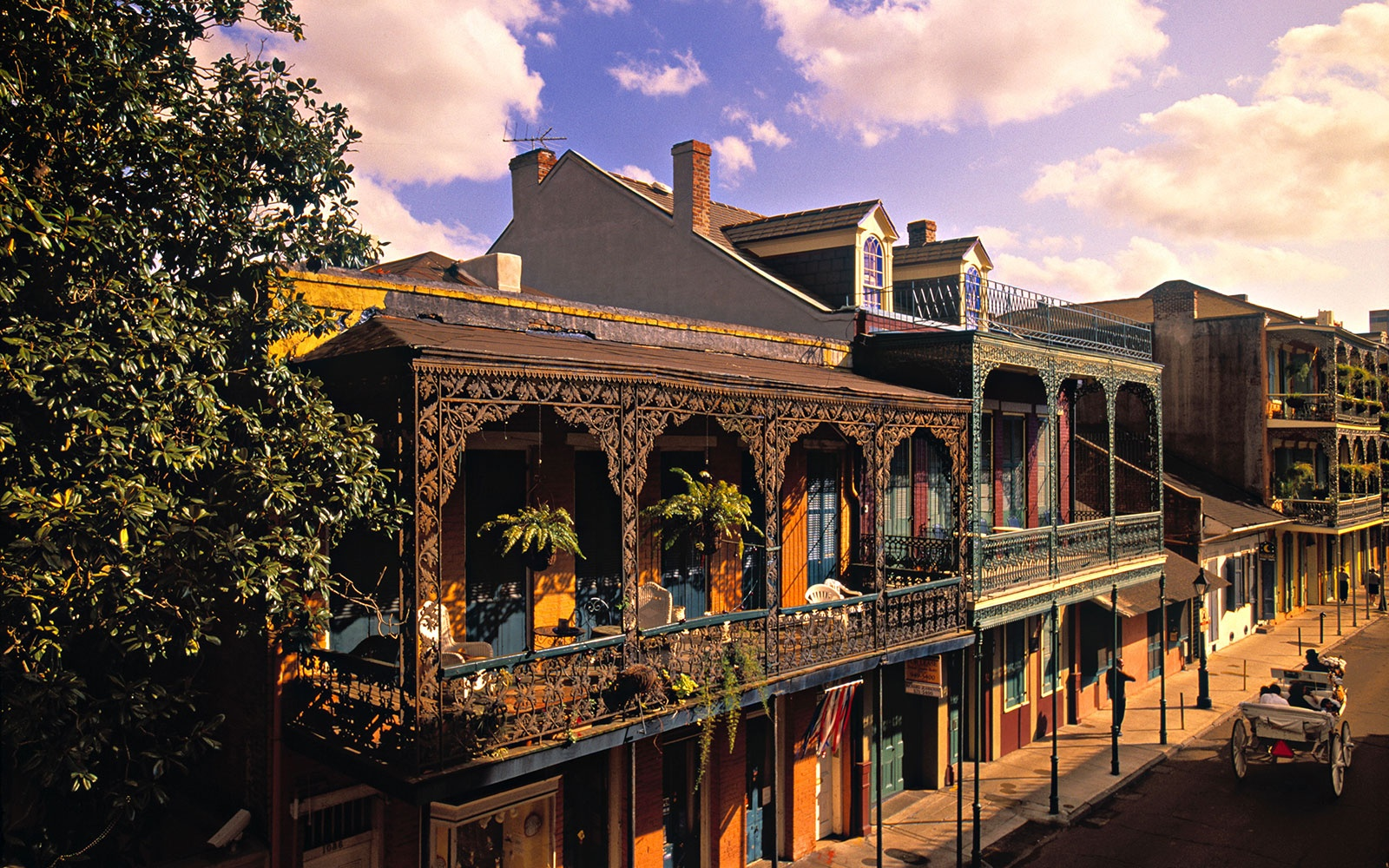 No. 2 New Orleans