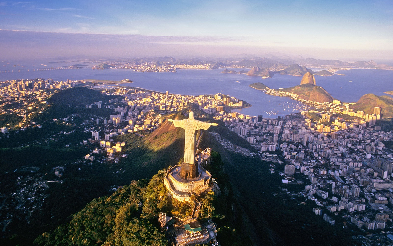 Christ the Redeemer Statue, Rio