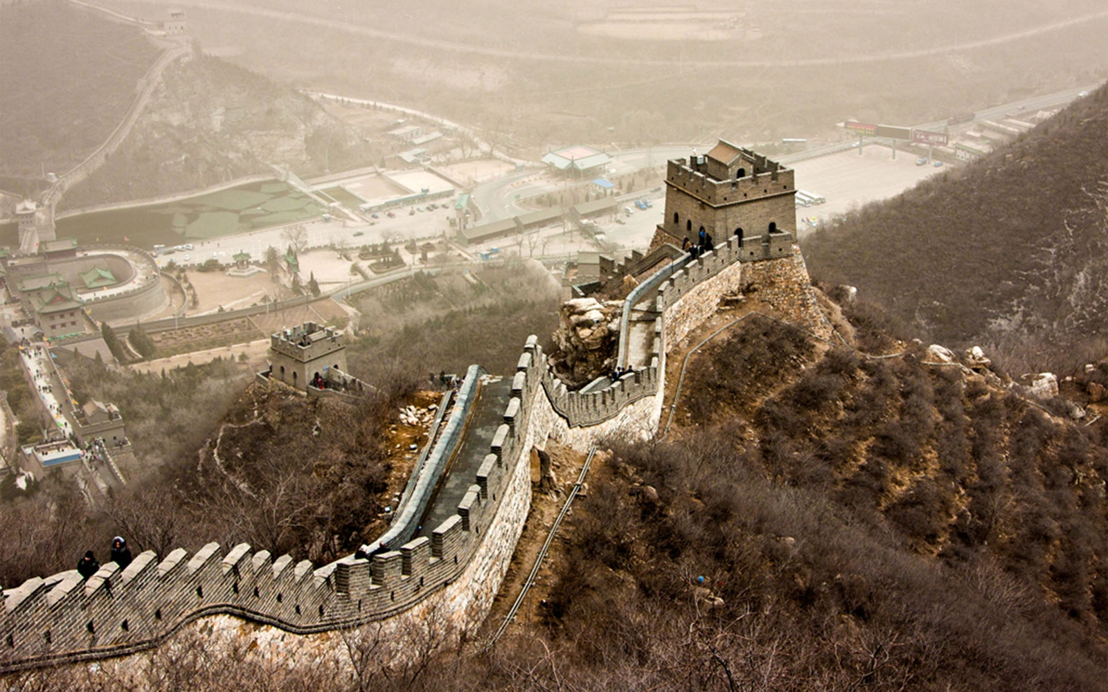 The Great Wall of China is Nearly One-Third Gone