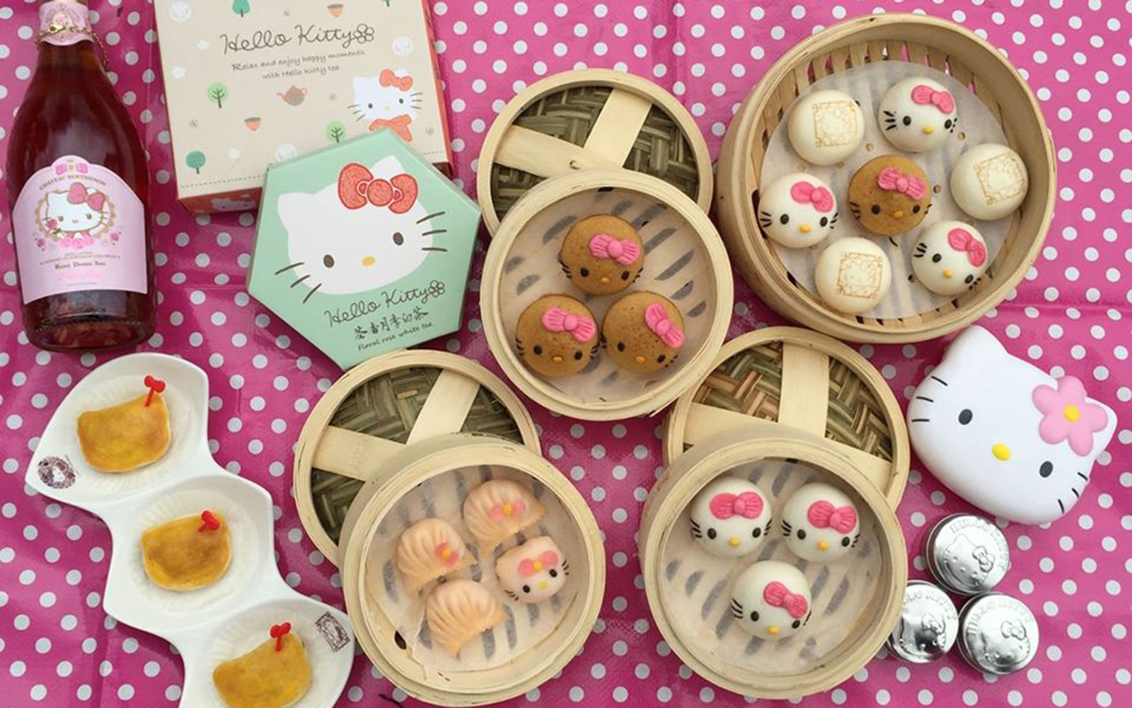 hello kitty chinese cuisine to open in hong kong in june | travel