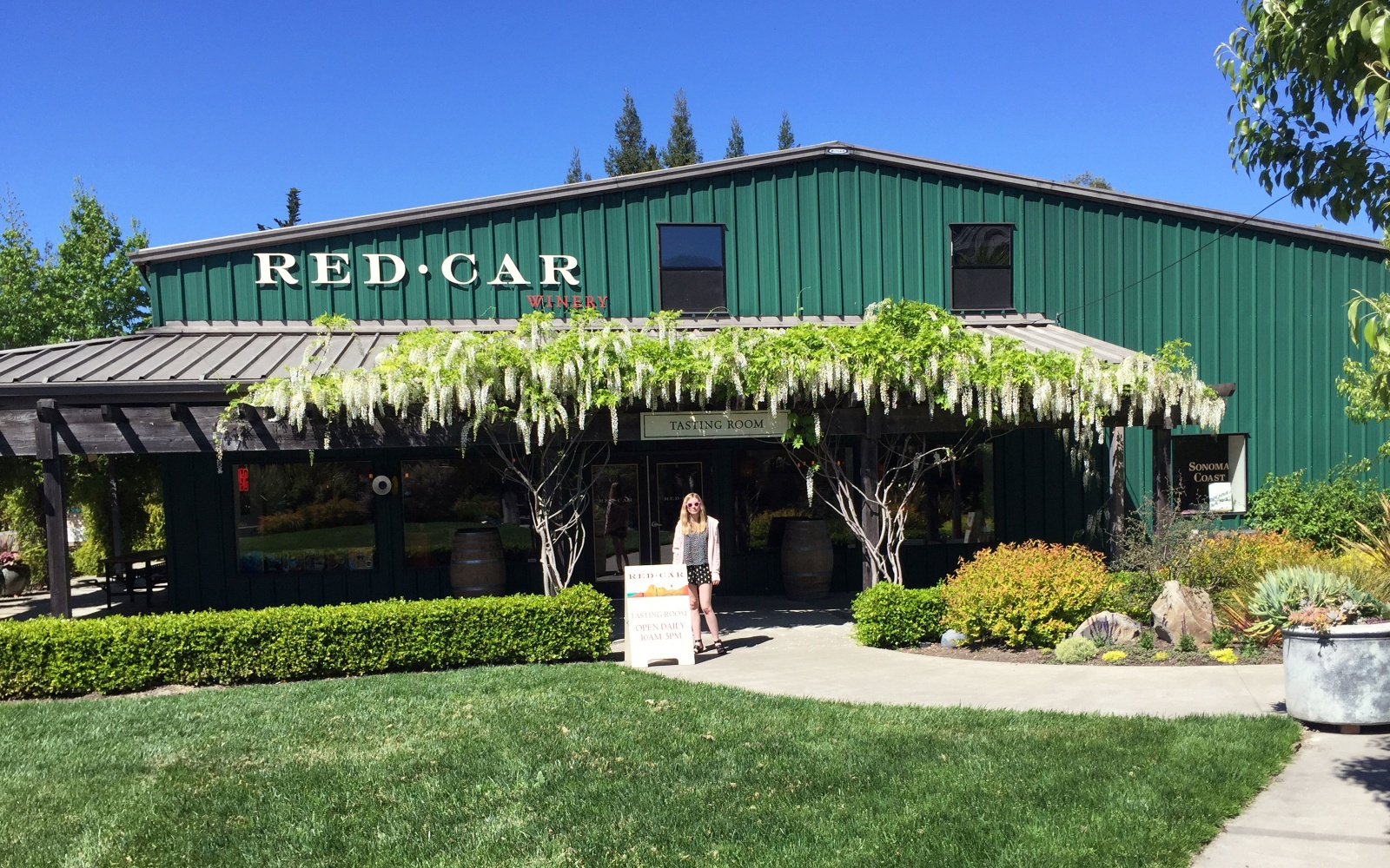 Napa, California Travel Diary With Yes Way Rose   Travel + Leisure