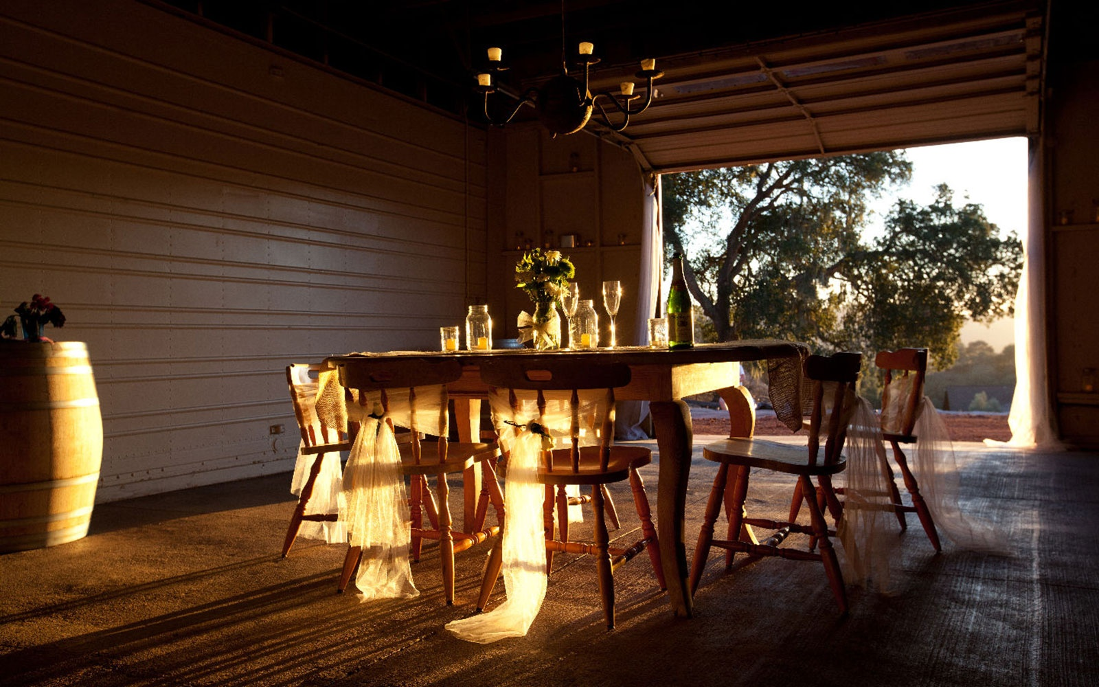 Country Barn in Lompoc, CA, Sleeps 12