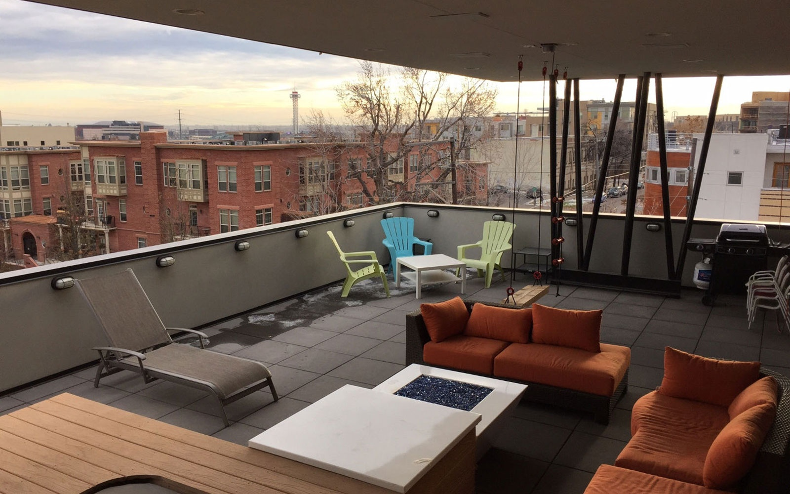 Elevator Loft in Denver, Sleeps 12