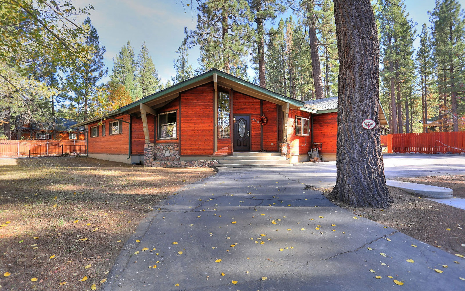 Indoor Pool in Big Bear Lake, CA, Sleeps 16
