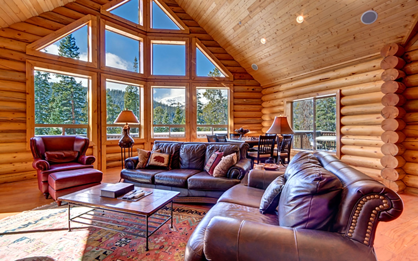 Mountain Views, Breckenridge, CO, Sleeps 15
