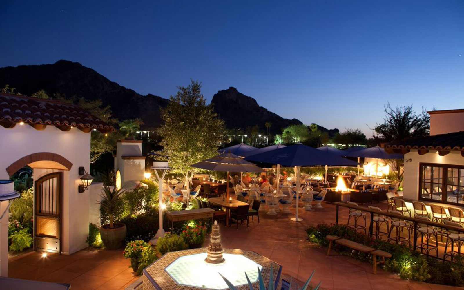 El Chorro in Paradise Valley, Arizona