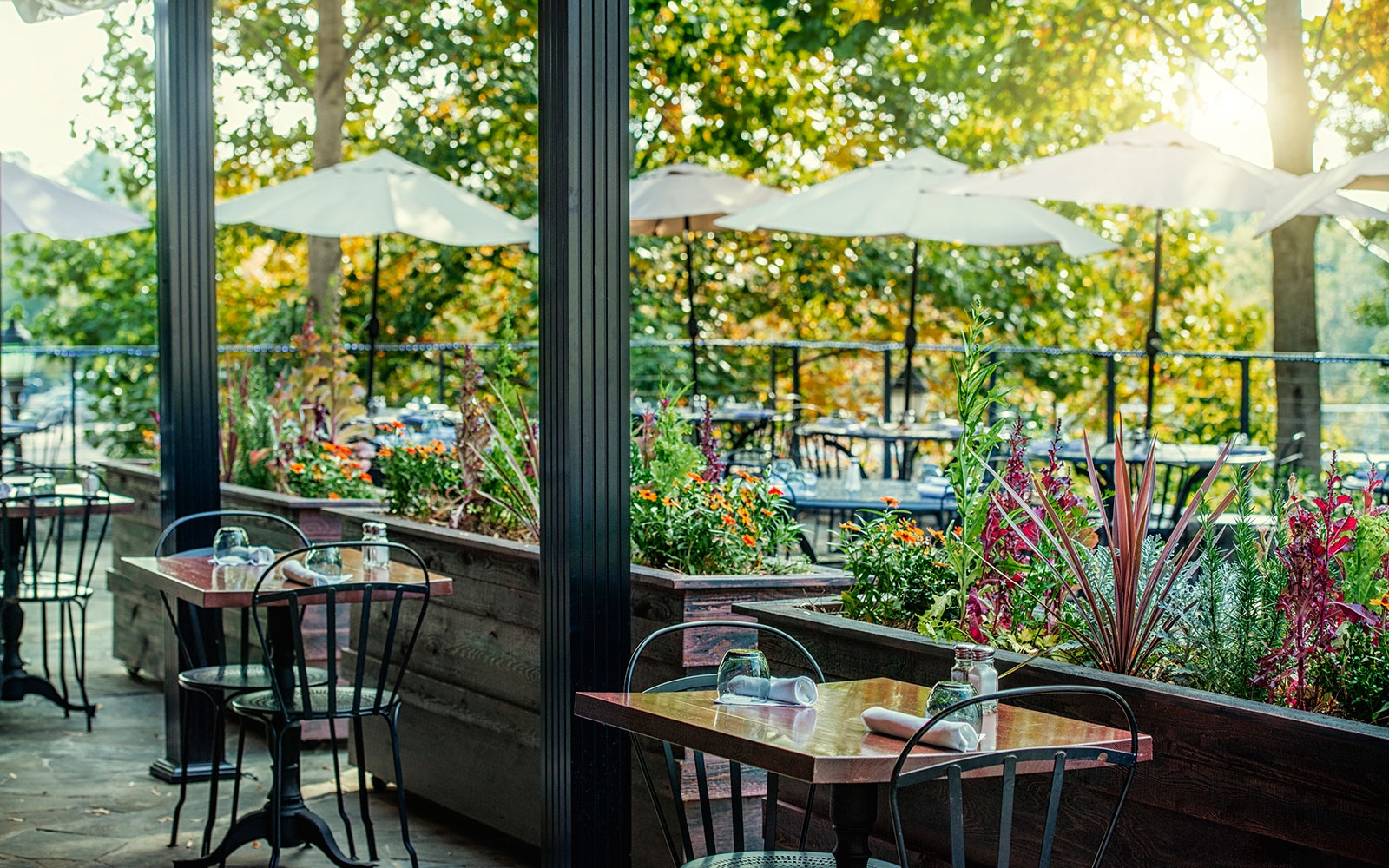 Passerelle Bistro in Greenville, South Carolina