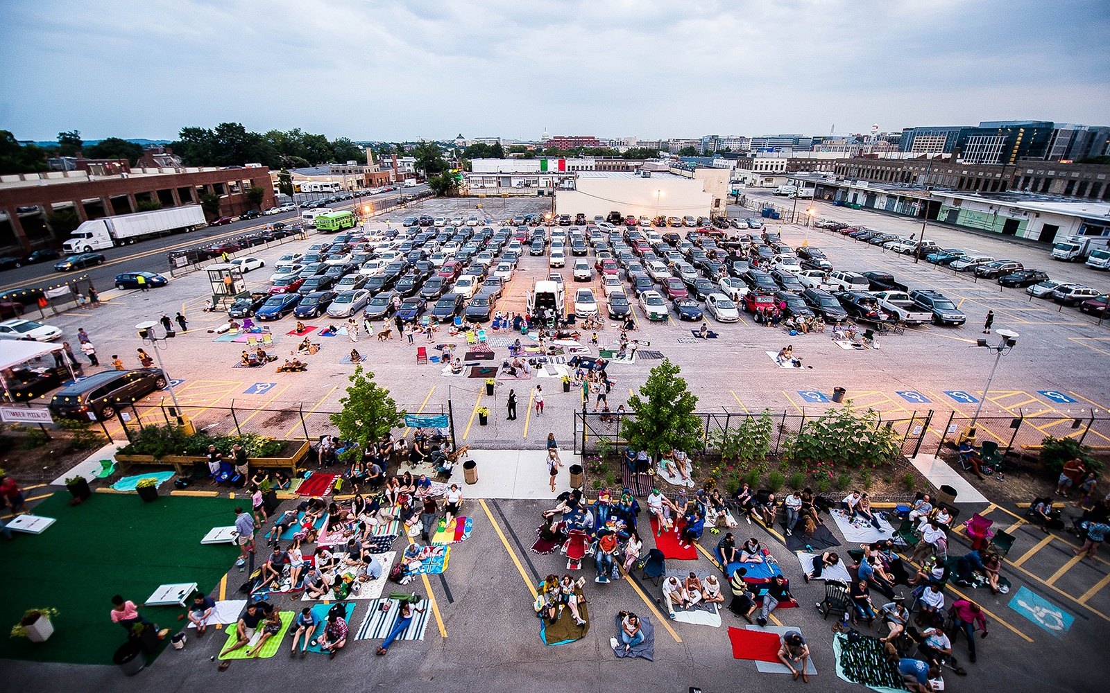 Drive In Movies Return To D C This Weekend Travel Leisure