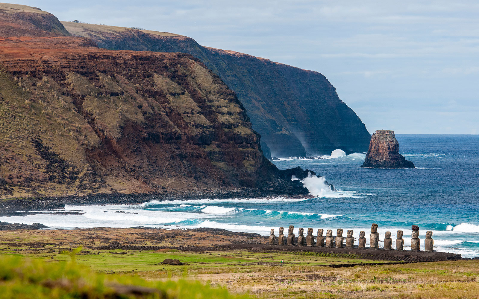 No. 3: Easter Island, Chile