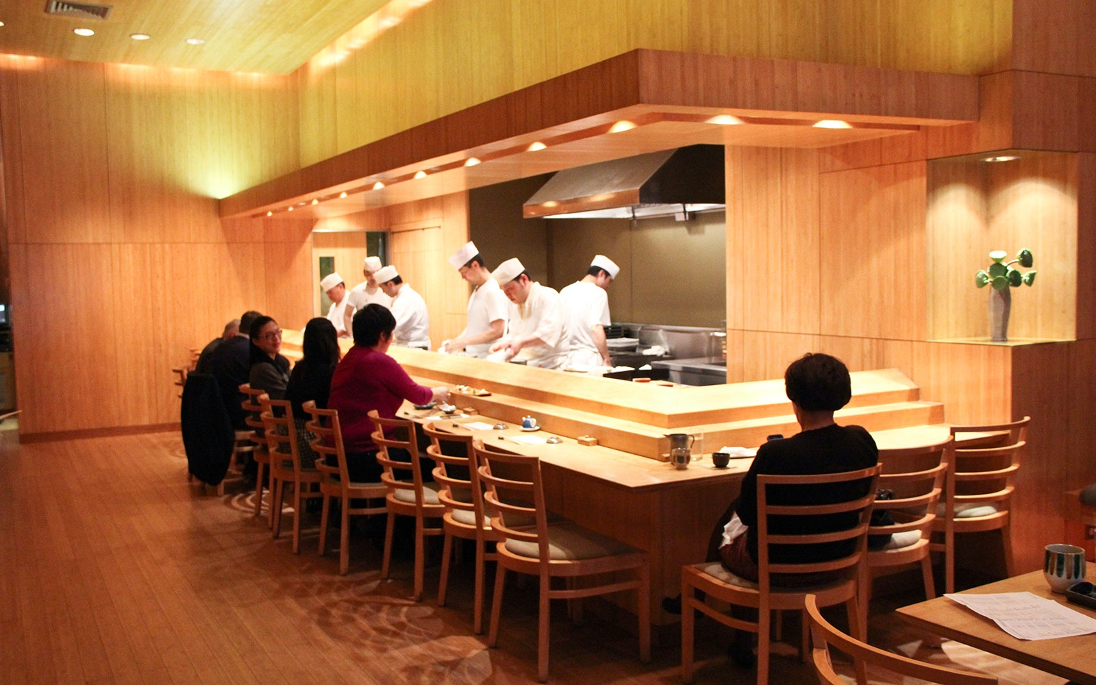 Japanese Outposts Of New York City Restaurants Travel