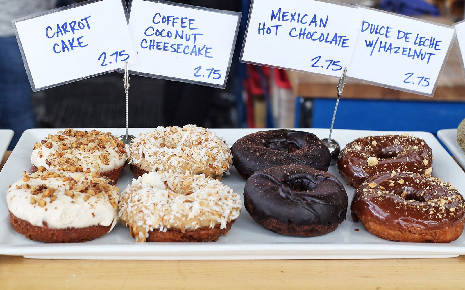 Blue Star Donuts in Los Angeles, California