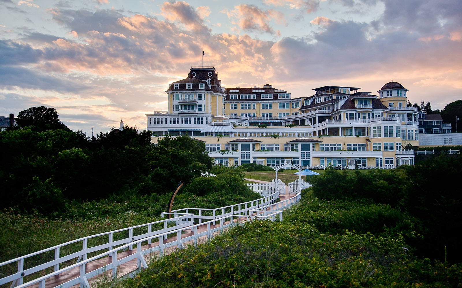 No. 6: Ocean House, Watch Hill, Rhode Island