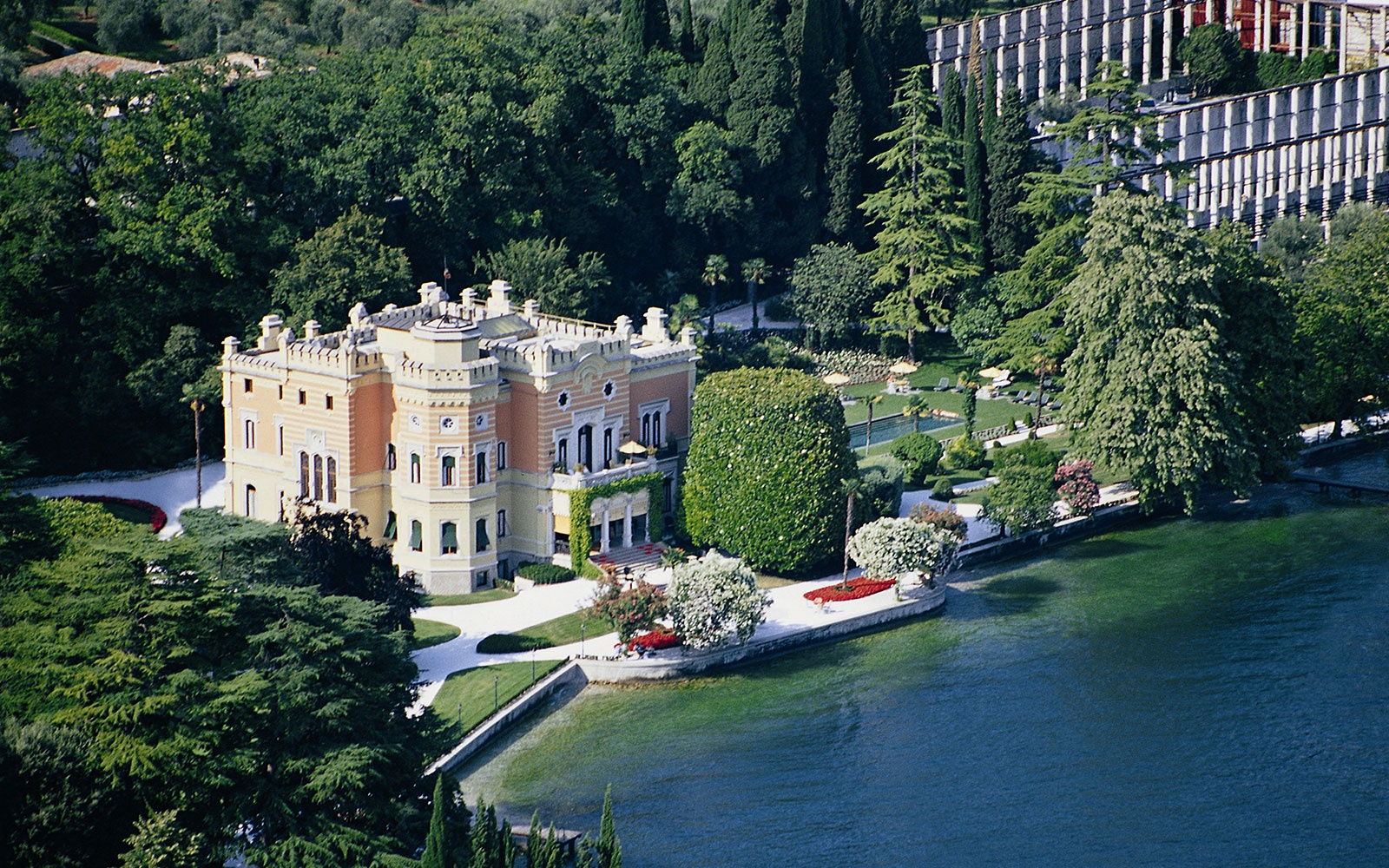 Grand Hotel Villa Feltrinelli, Lake Garda