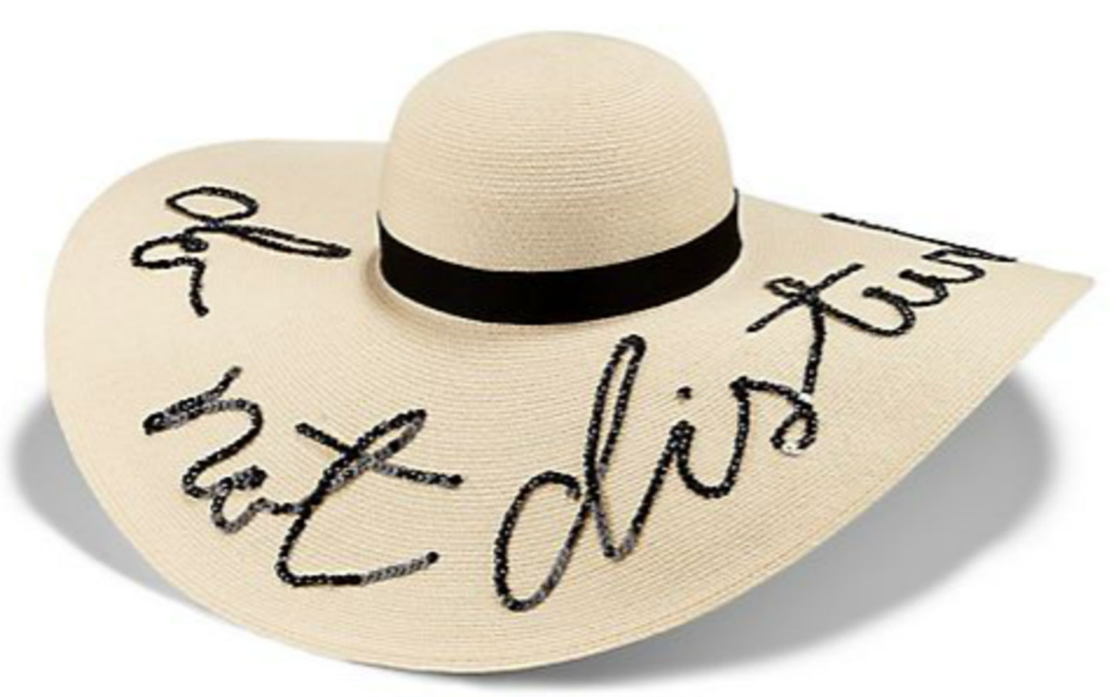 Eugenia Kim  Do Not Disturb  sun hat, $440