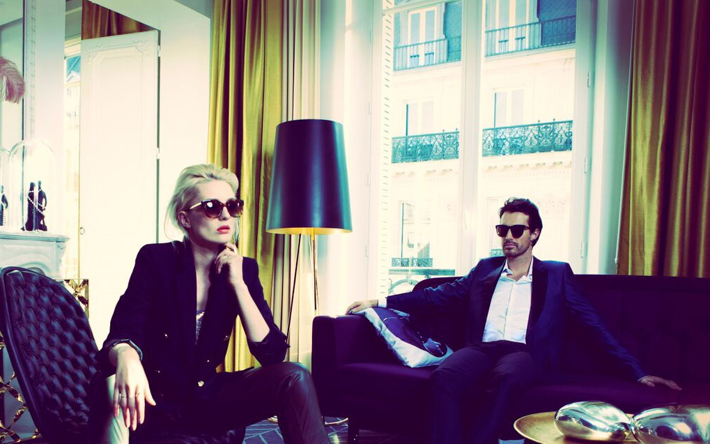 Trending: Sunglasses and Hospitality Collaborations: W Paris and Thierry Lasry
