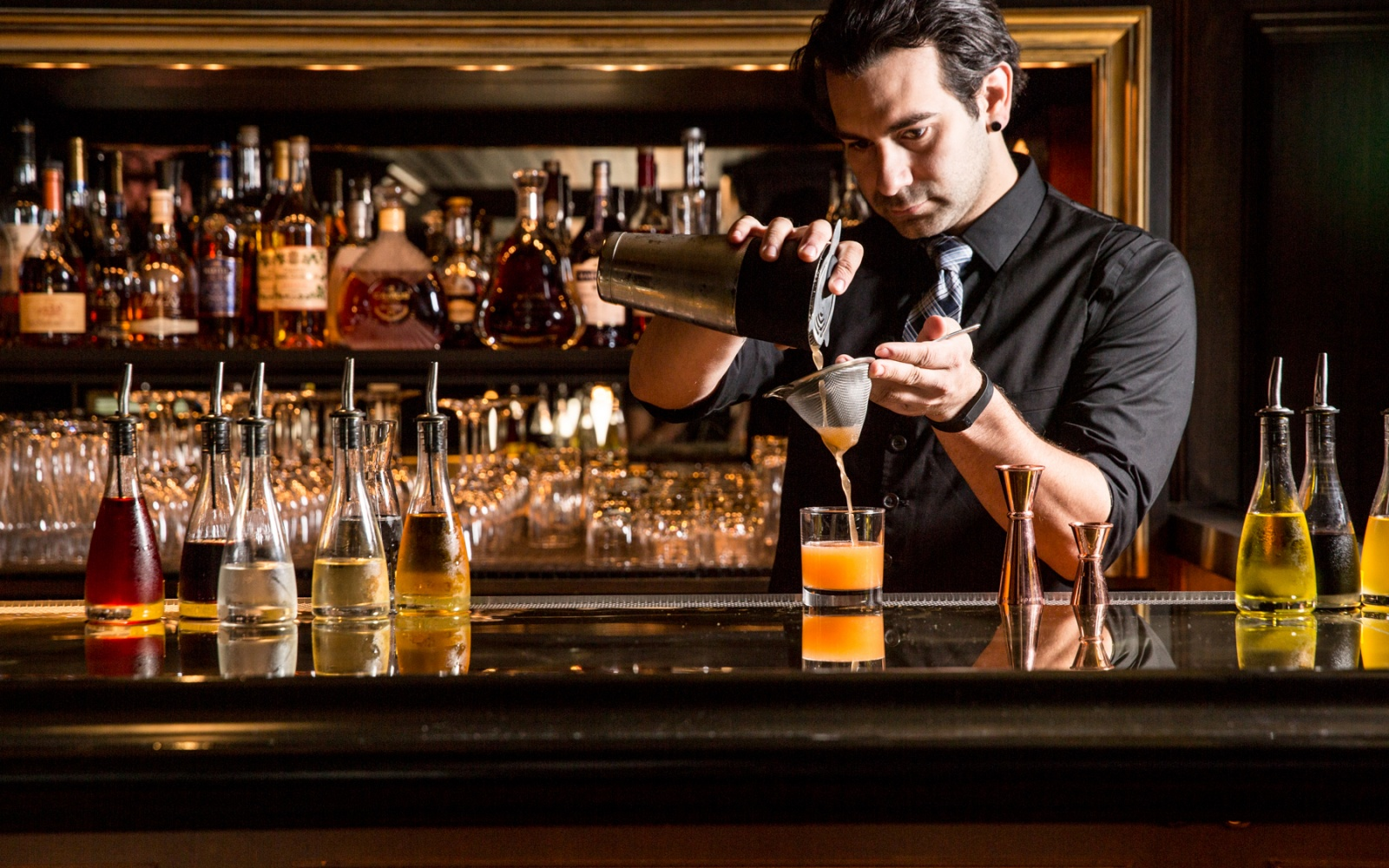 New Bar The Cognac Room Opens in San Francisco | Travel ...