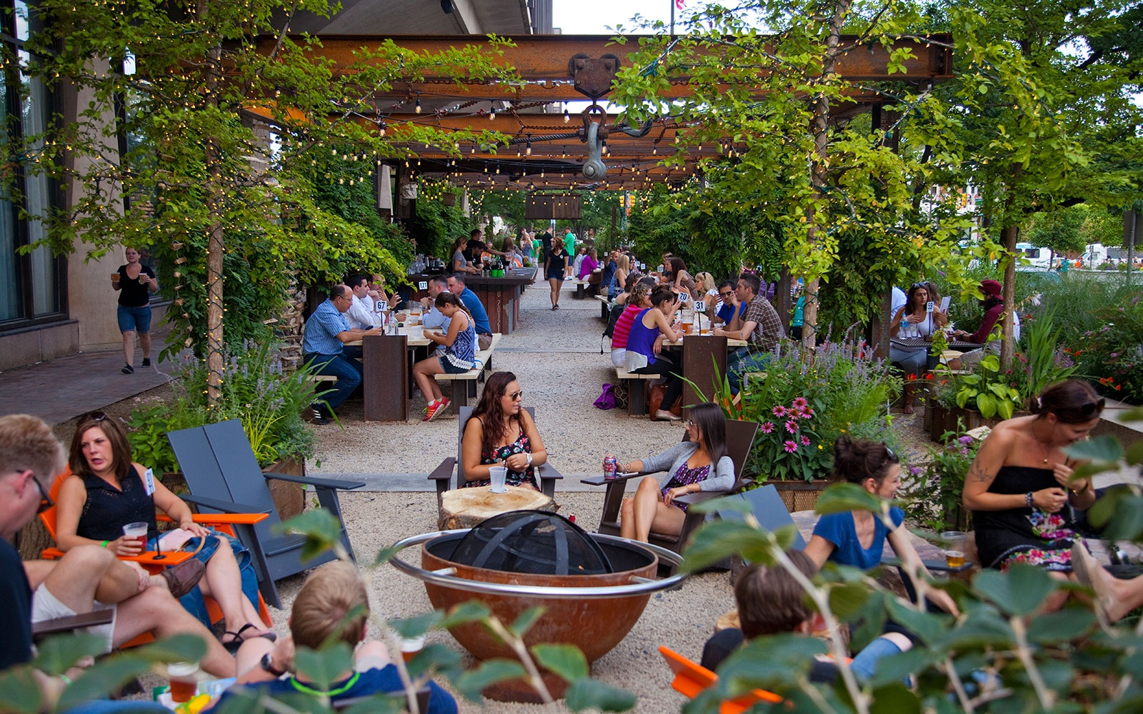 philadelphia beer gardens to visit this summer travel leisure