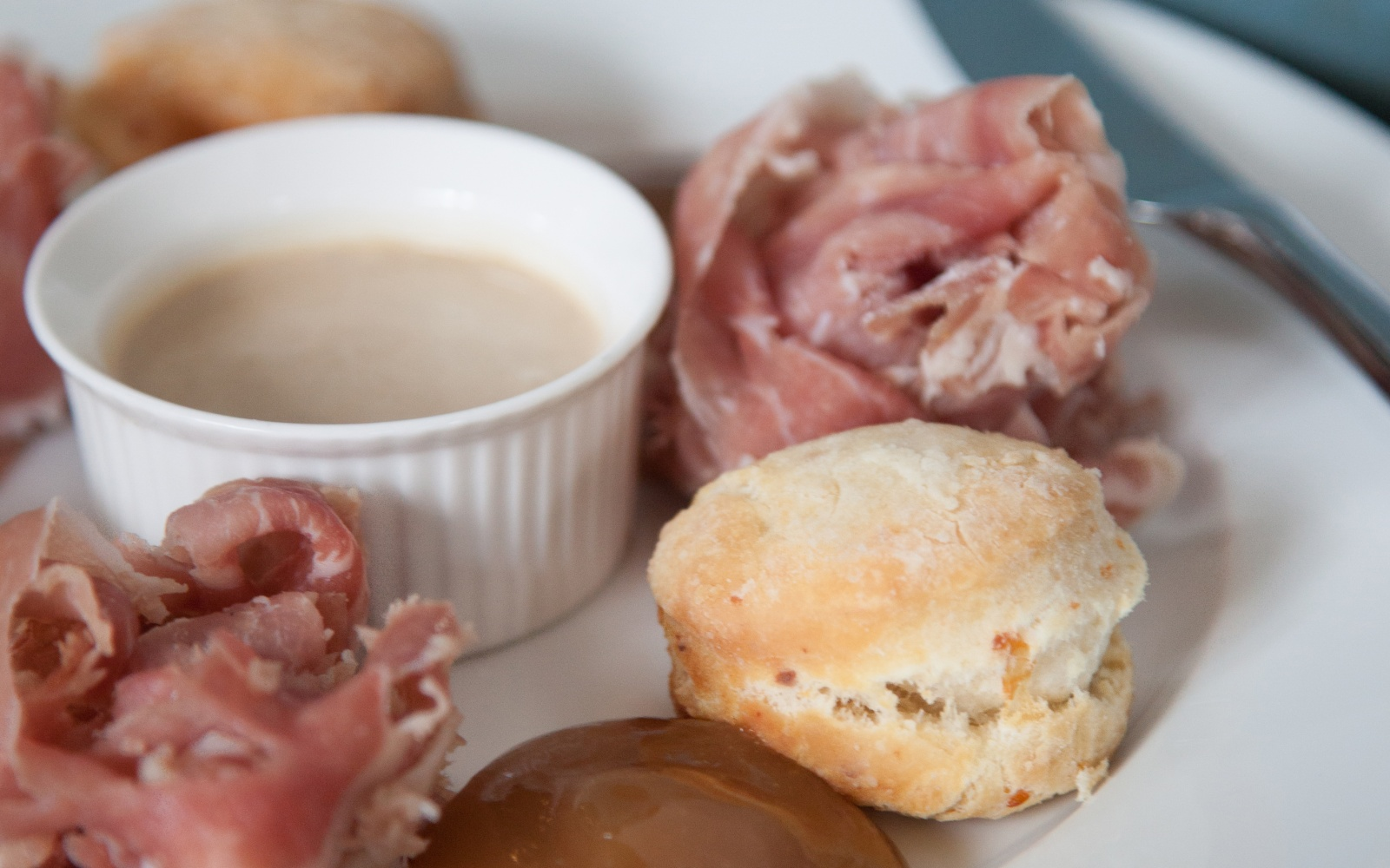 Rare Whiskey Jam & Ham Biscuits (and more whiskey) at The 404 Kitchen in Nashville