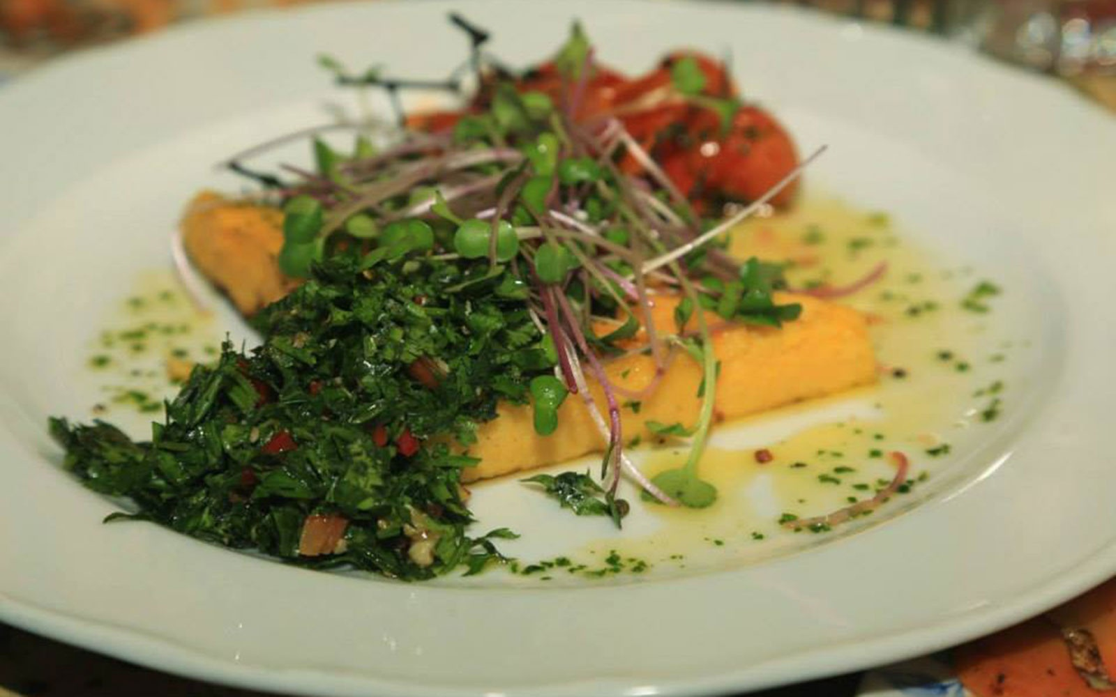 The Best Vegetarian and Vegan Restaurants Around the World: Nanuchka