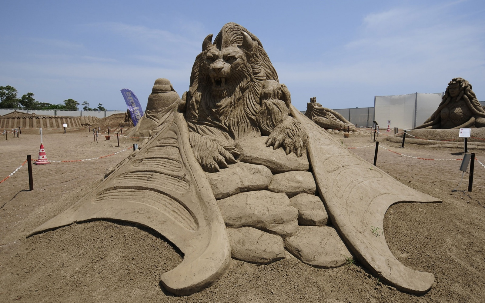 Turkey's Sand Sculpture Festival