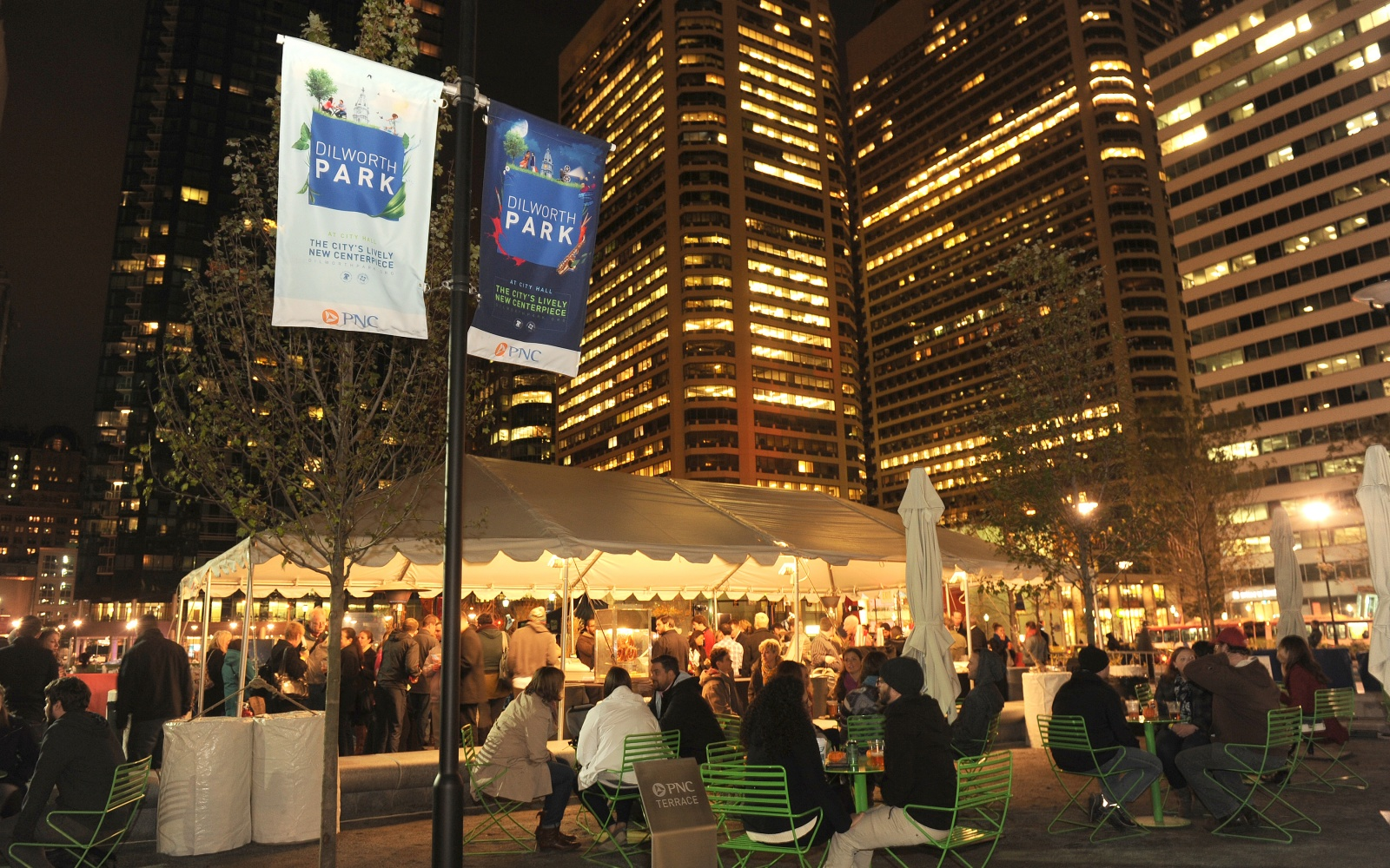 Philly Beer Gardens: Dilworth Park