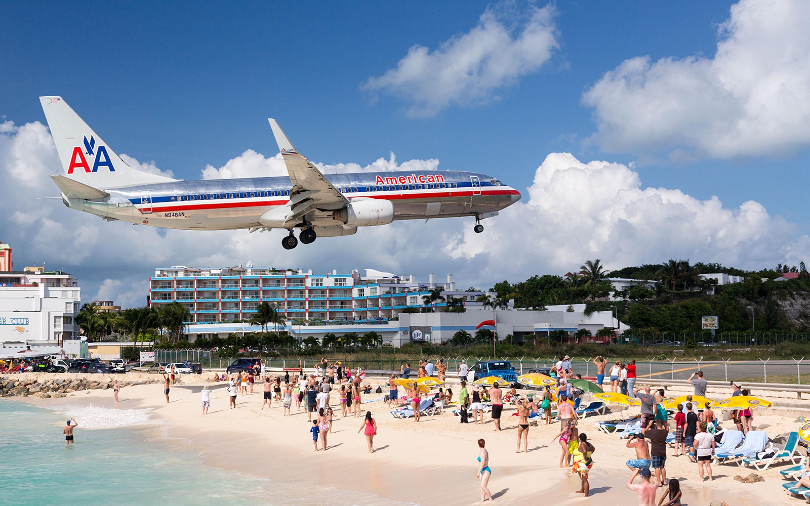 Princess Juliana International Airport St Maarten