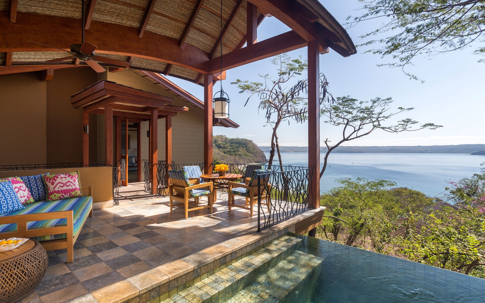 Best Hotel in Central & South America: Four Seasons Costa Rica at Peninsula Papagayo