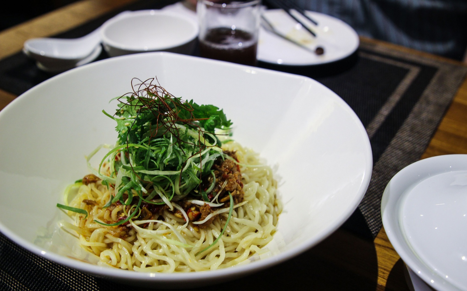 Taiwanese Takeout: Noodles