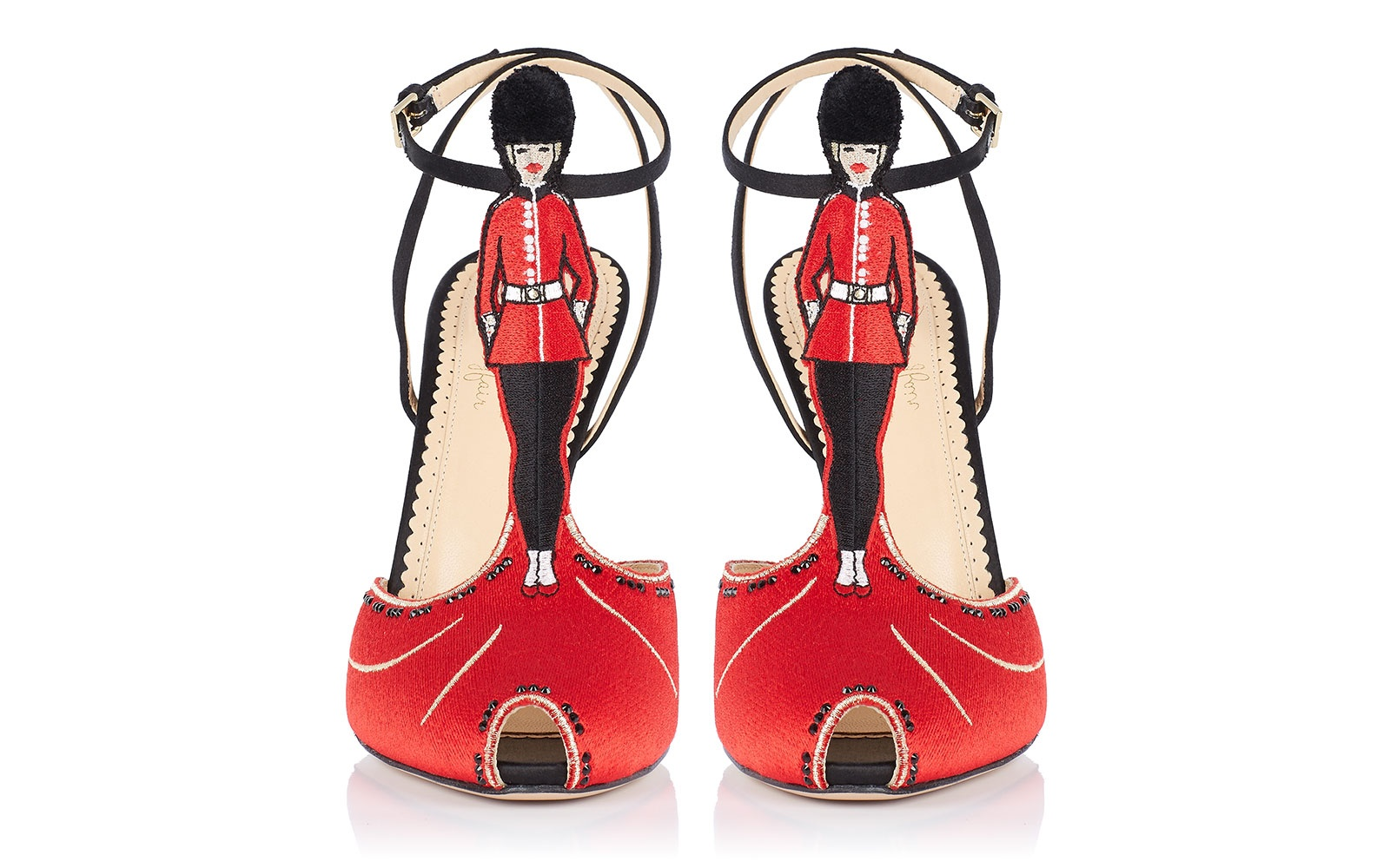These Charlotte Olympia Shoes are a Nod to 9 Stylish Cities