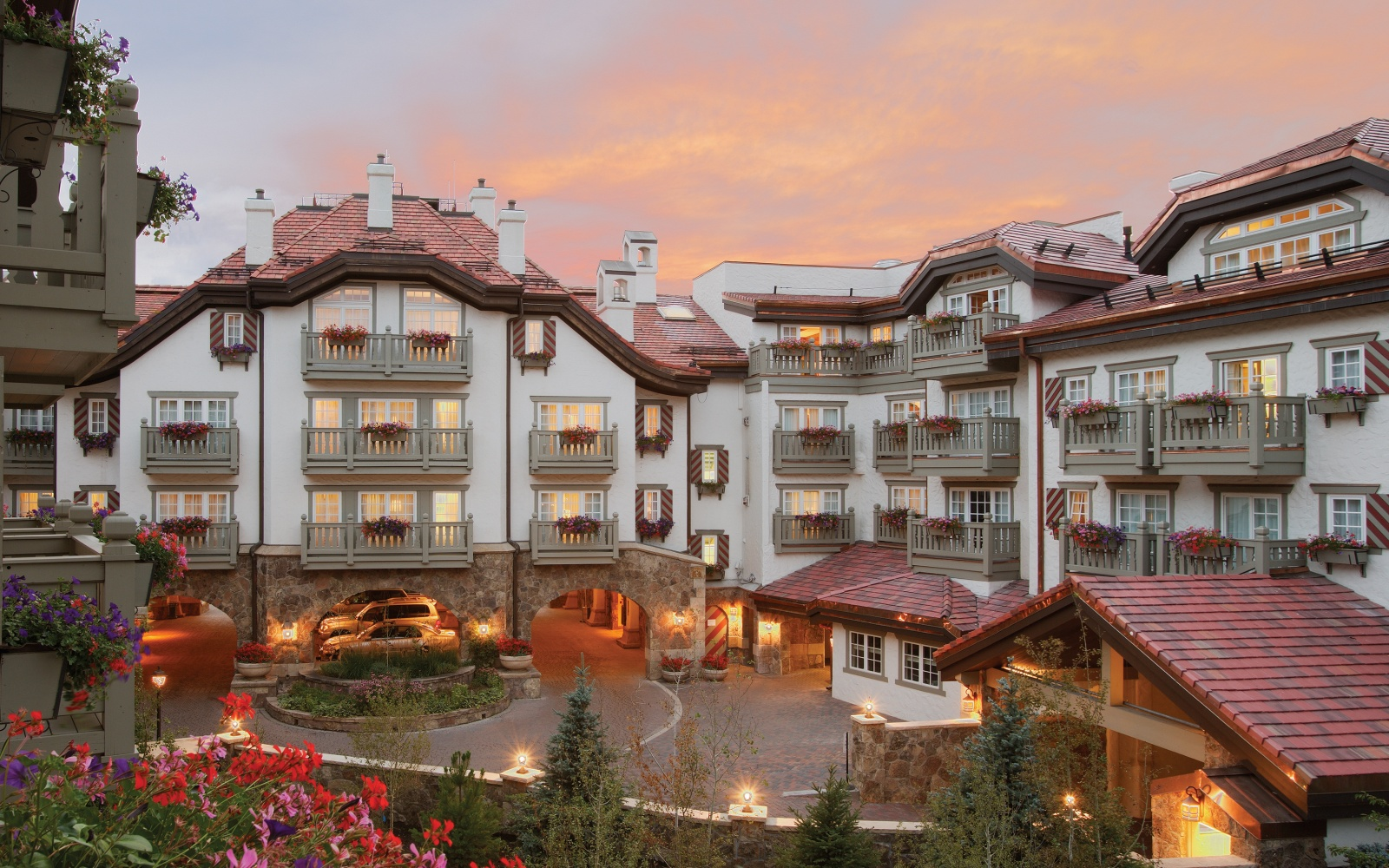 best resorts in the u.s. 2015 | travel + leisure