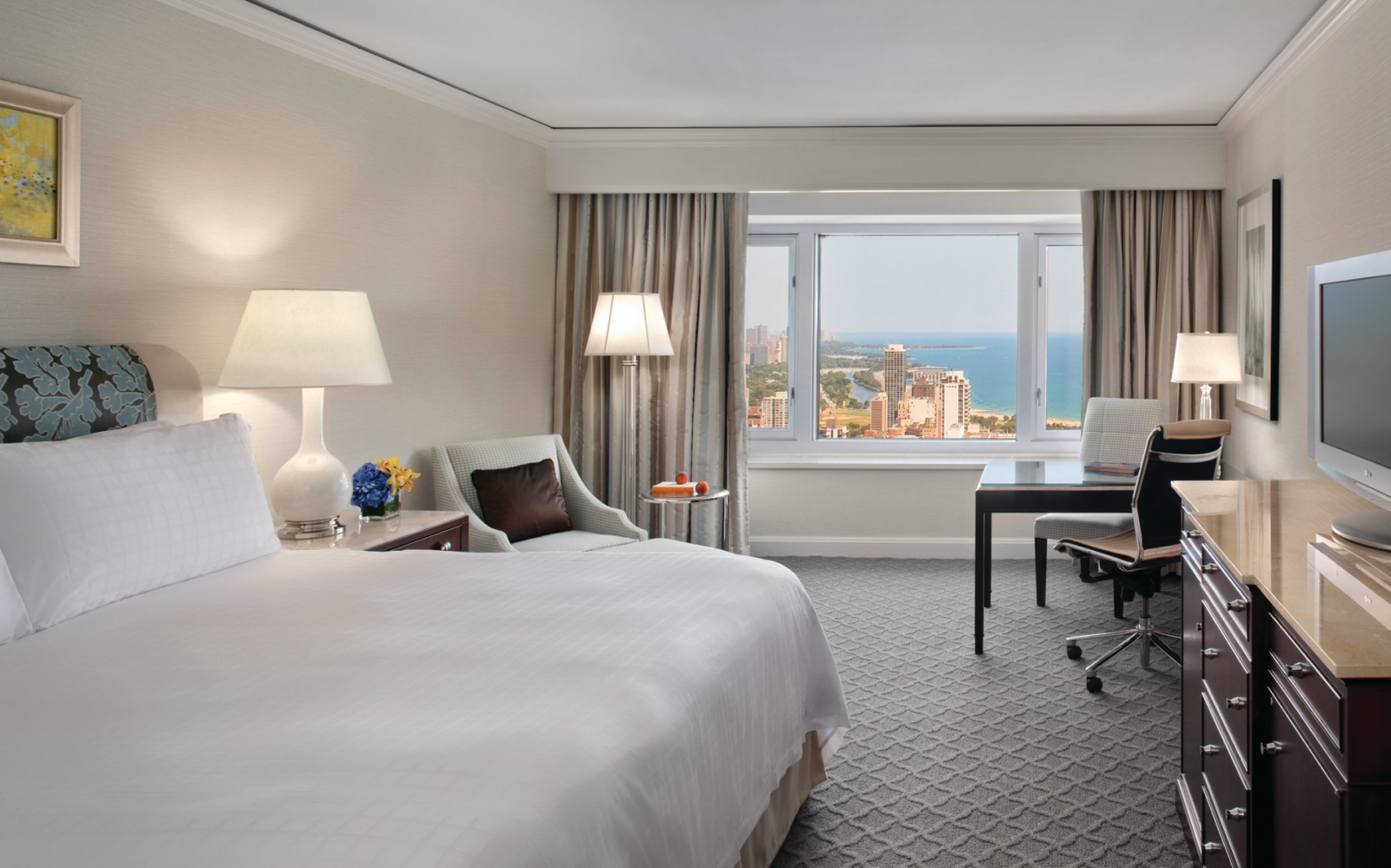 Four Seasons Hotel Chicago Travel Leisure