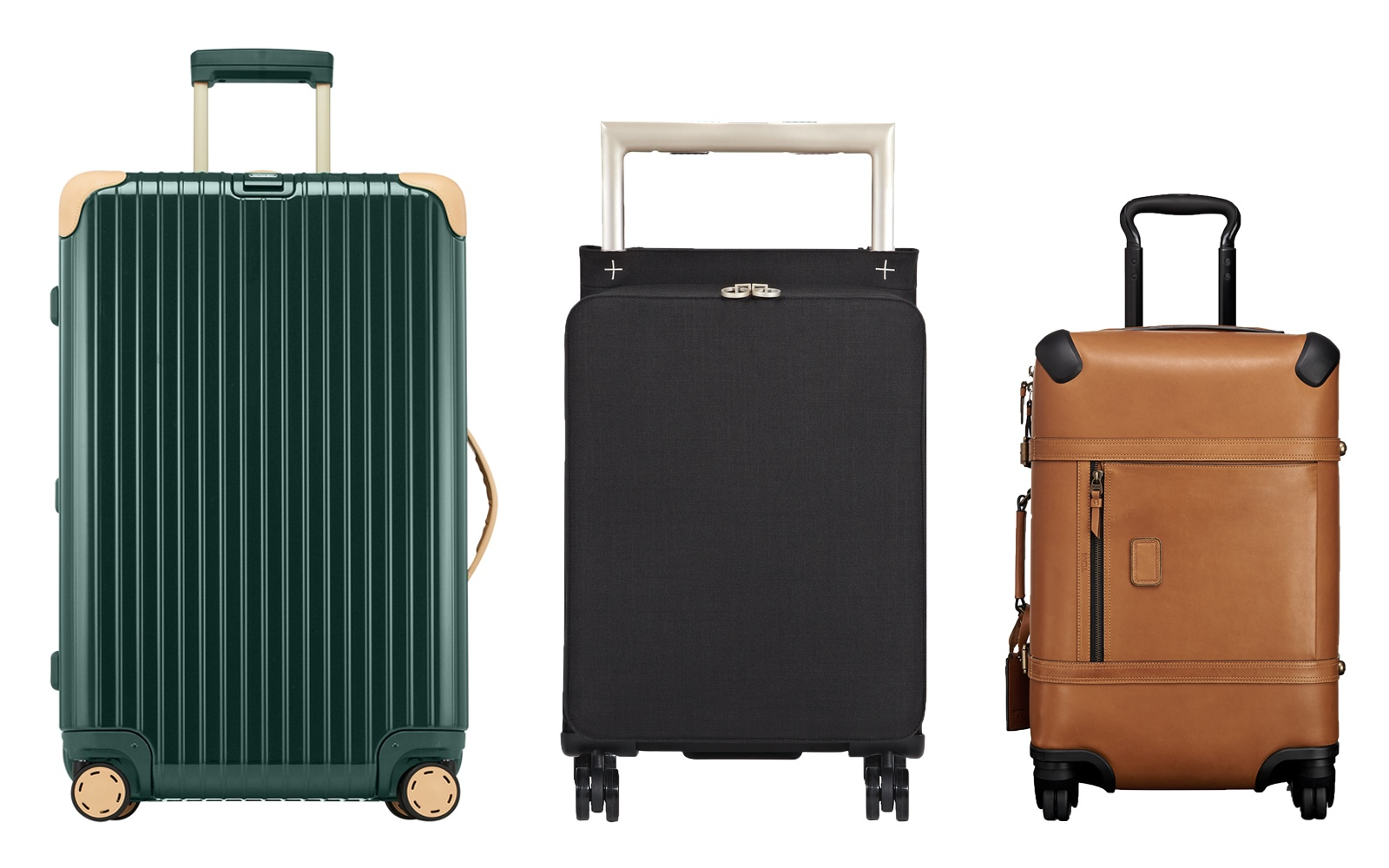 Carry stylish on bags with wheels pictures