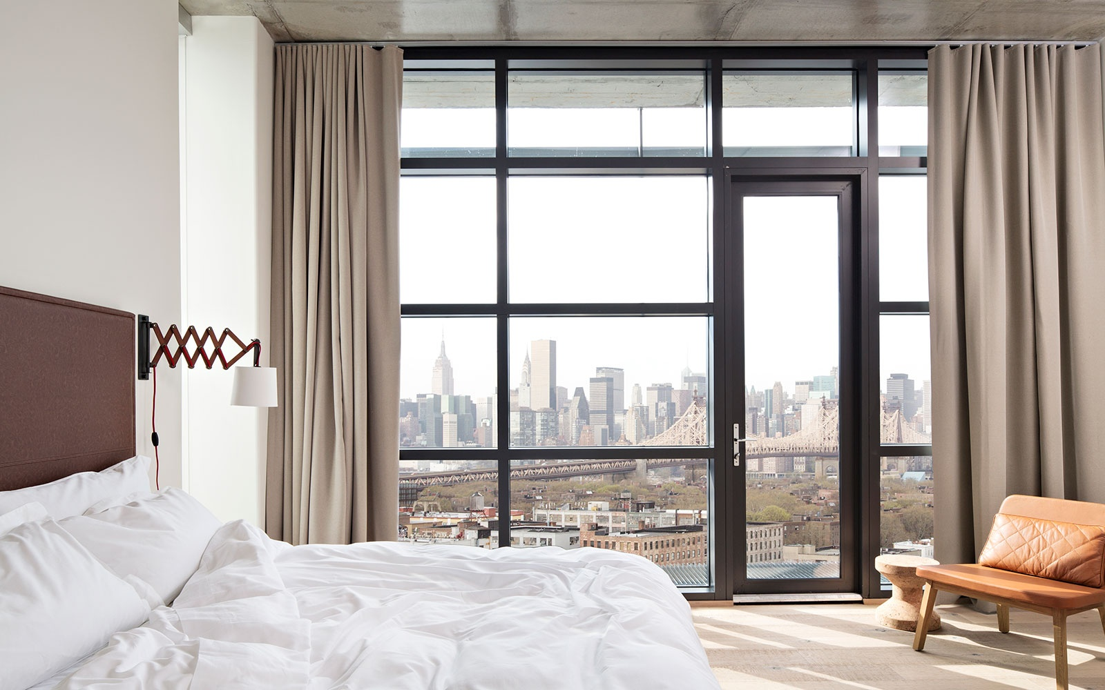 Finally! A Stylish Boutique Hotel Arrives In Long Island City