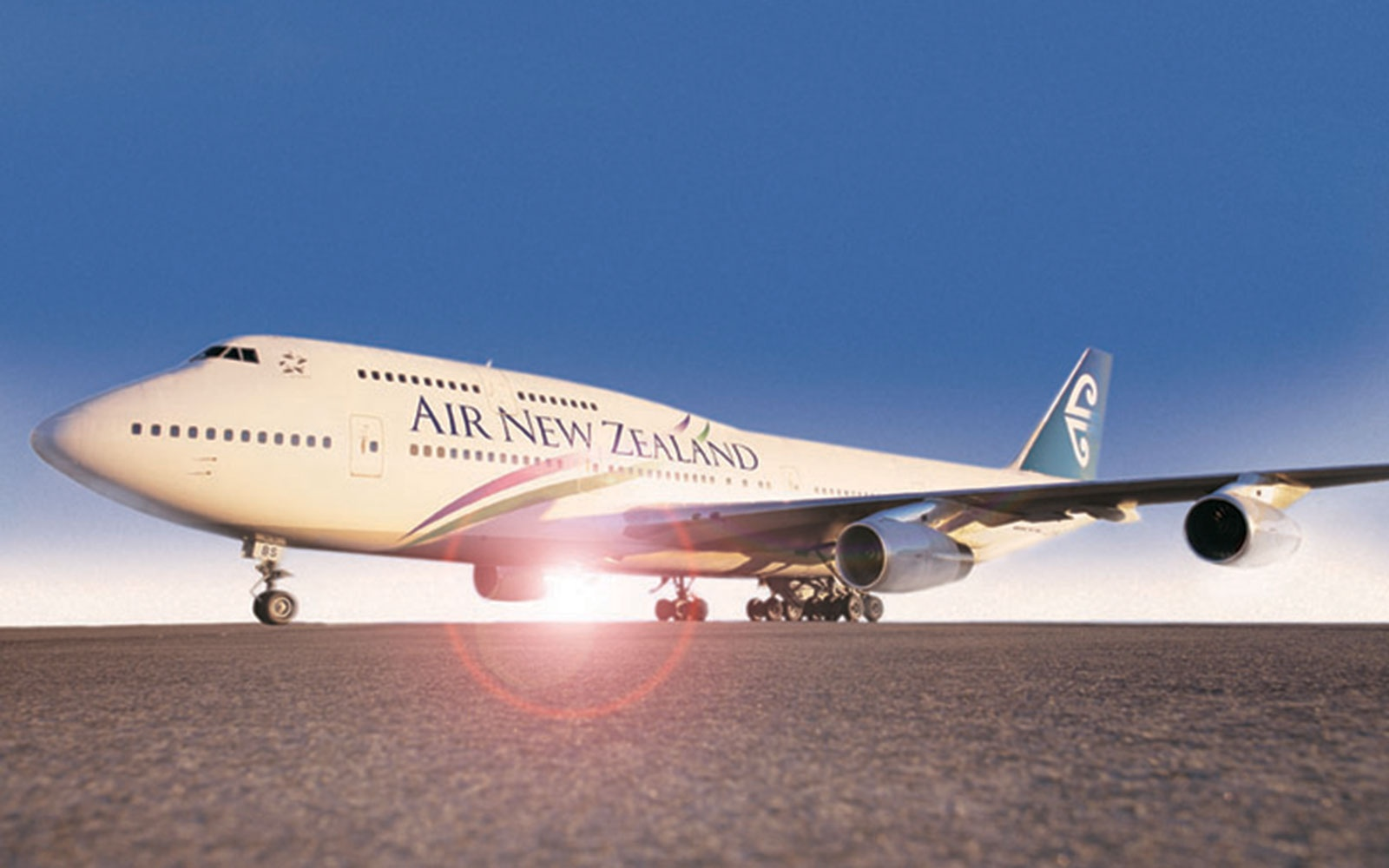 No. 5 International: Air New Zealand