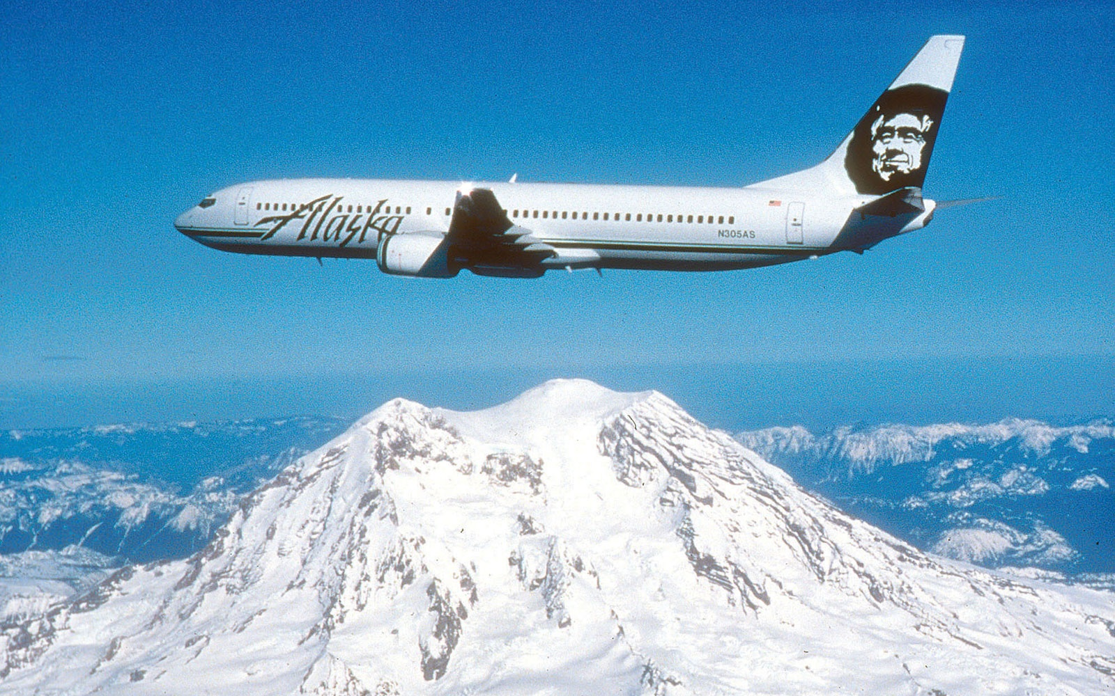No. 5 Domestic: Alaska Airlines