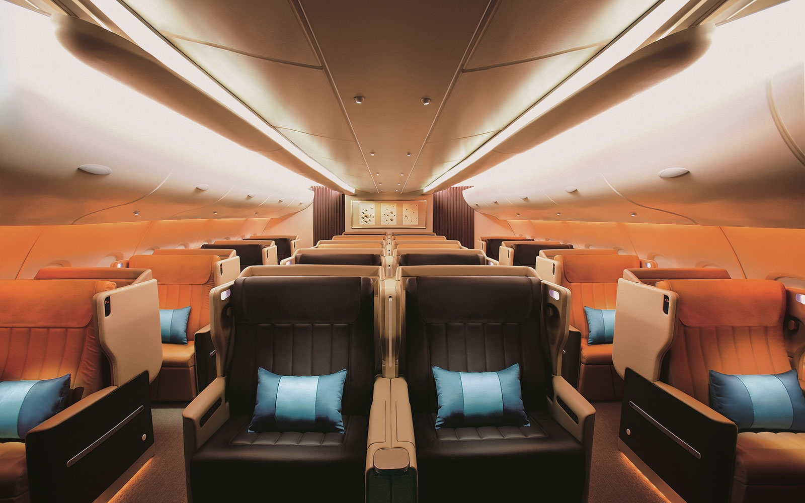 No. 1 International: Singapore Airlines