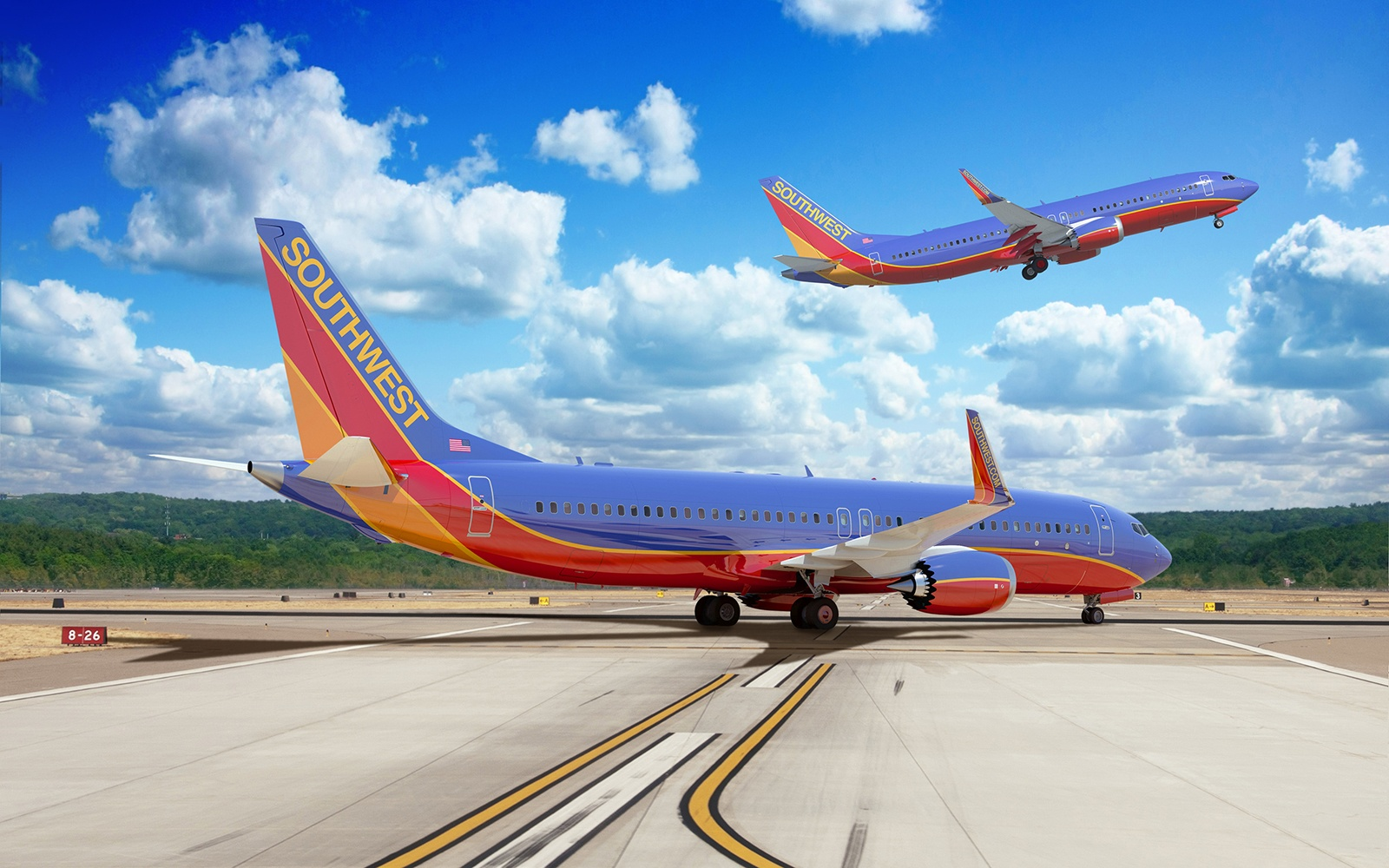 No. 4 Domestic: Southwest Airlines