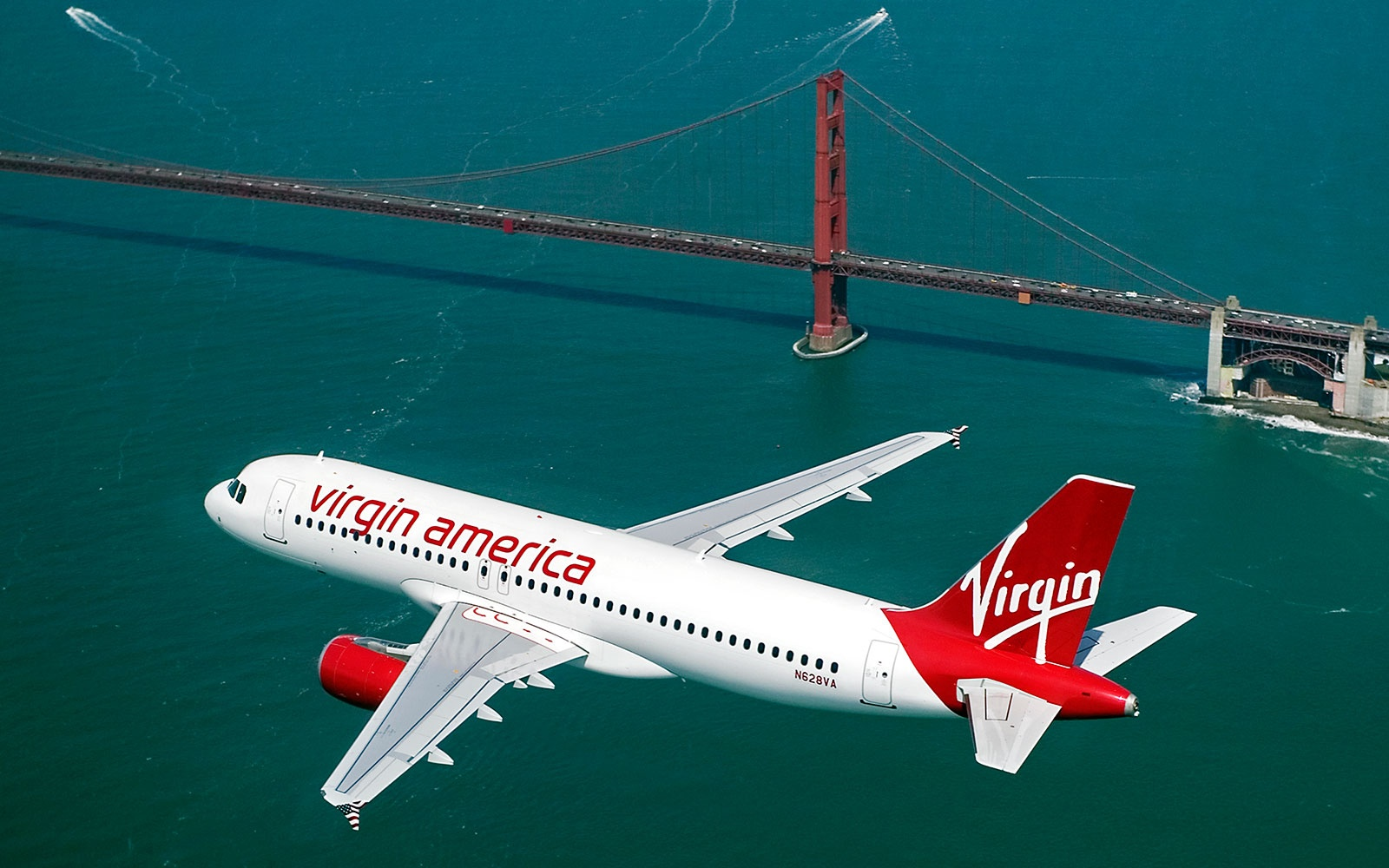 No. 1 Domestic: Virgin America