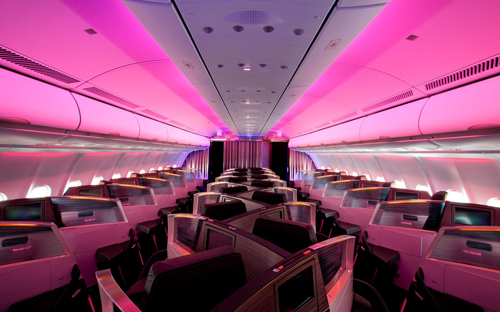 No. 6 International: Virgin Atlantic Airways