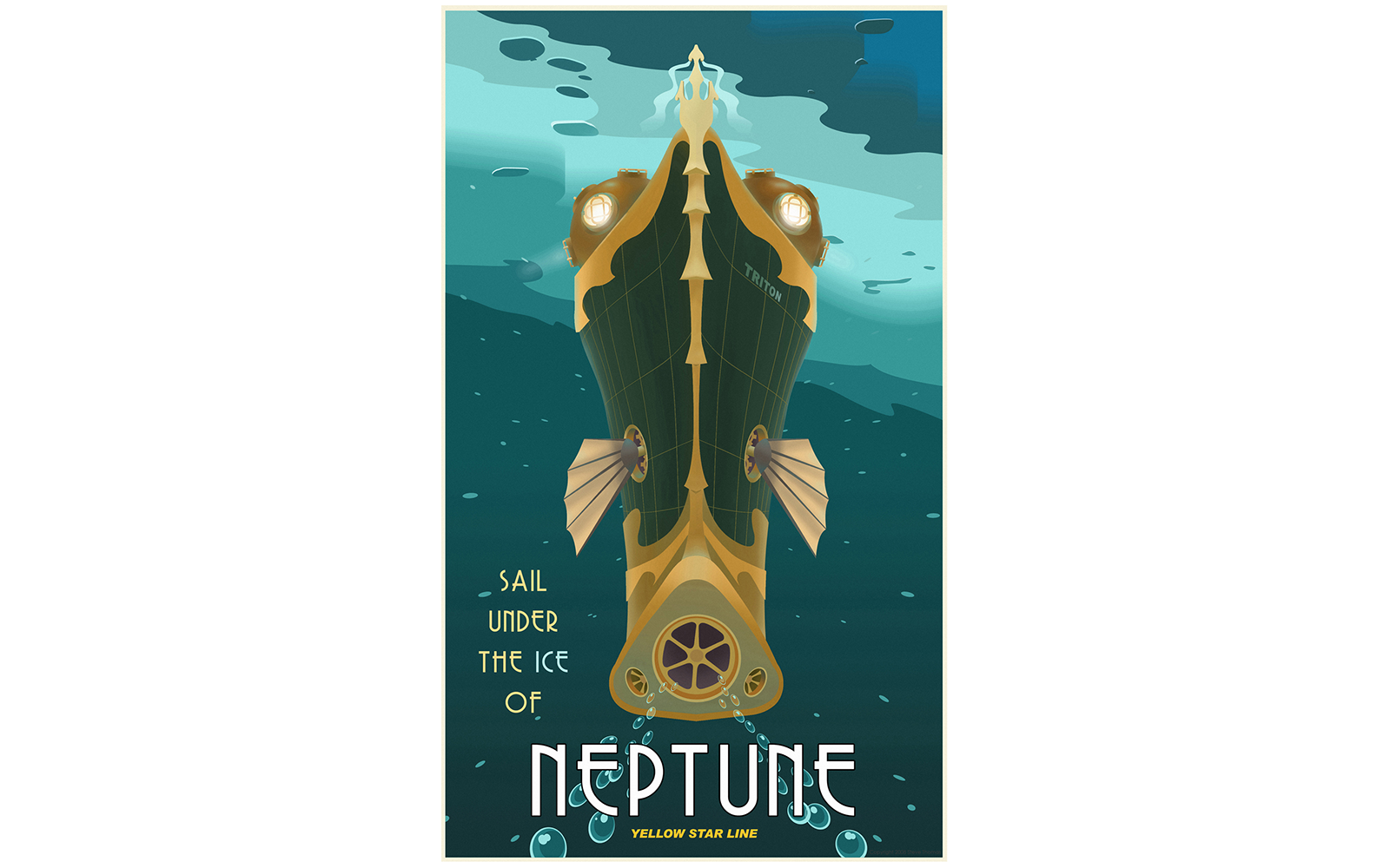 Embark with Neptune Cruises