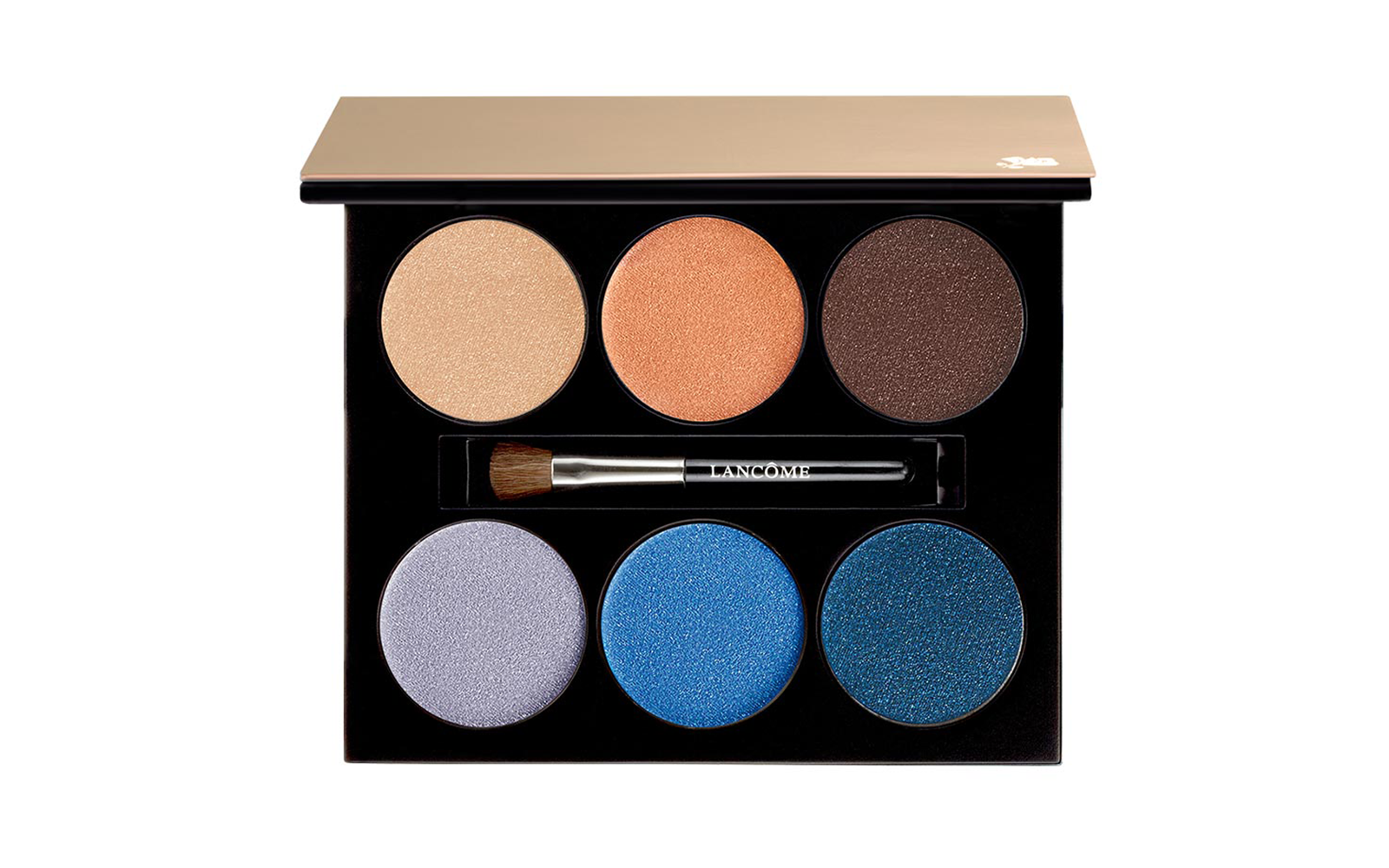 Beach-Inspired Eyeshadow