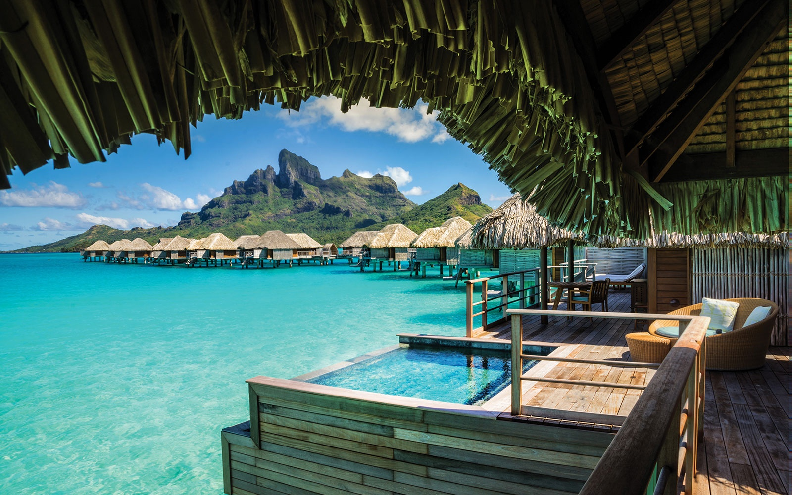No. 16: Four Seasons Resort Bora Bora