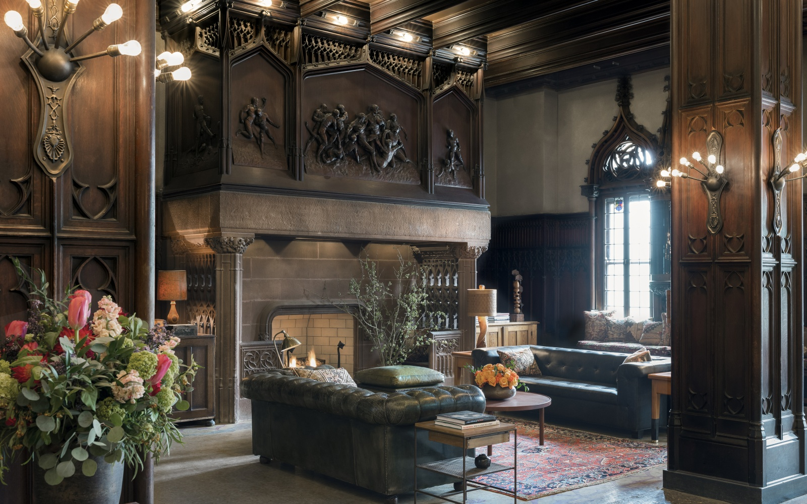 Chicago Athletic Association Hotel: Drawing Room
