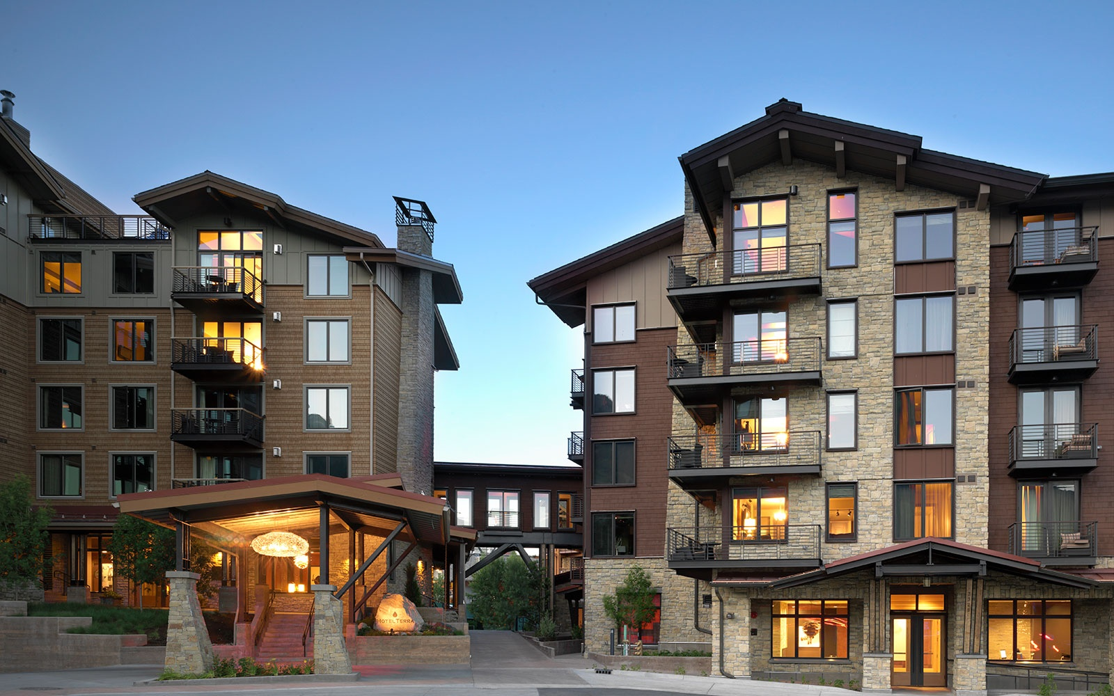 Hotel Terra Jackson Hole, Teton Village, Wyoming