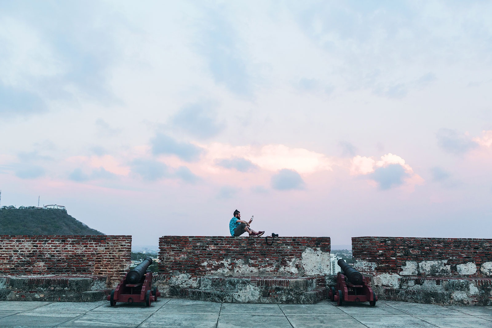 Find Some Solitude in Cartagena