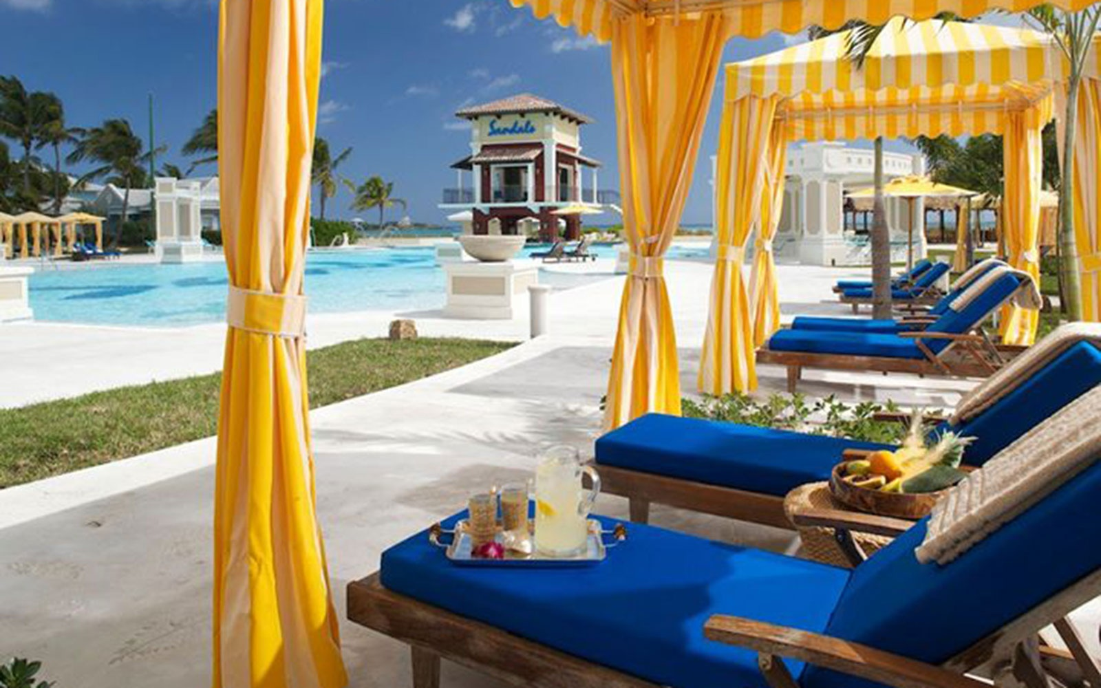 Best in the Caribbean: Sandals Emerald Bay