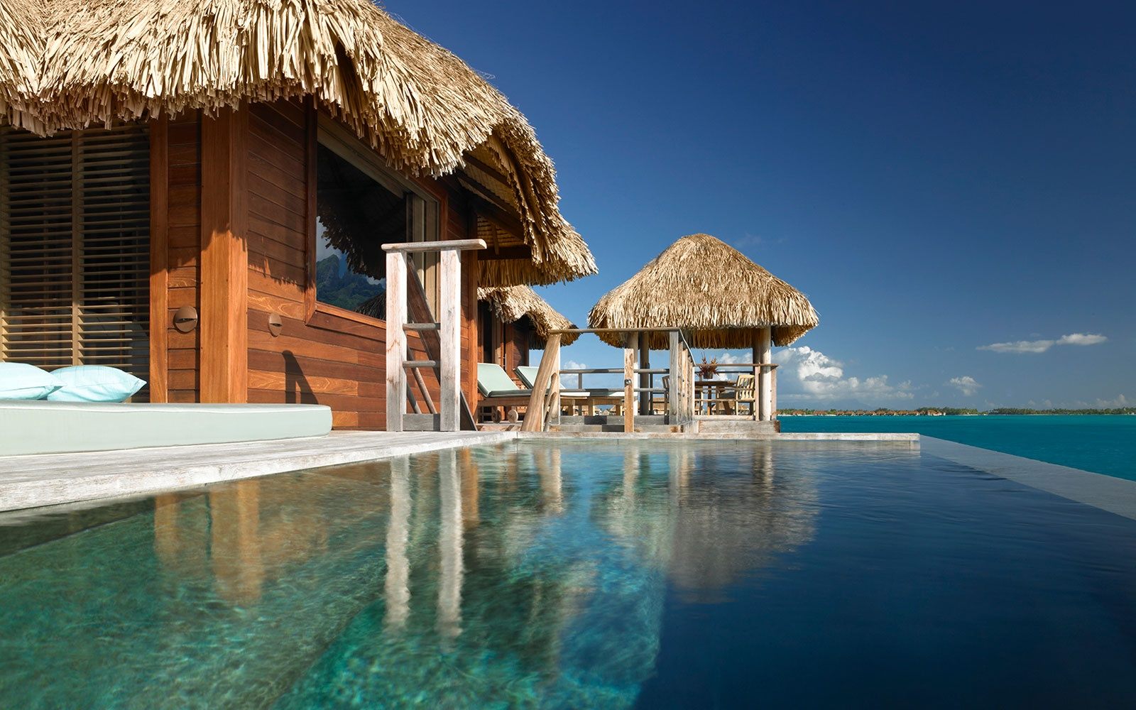 Best in Australia, New Zealand, South Pacific: Four Seasons Bora Bora