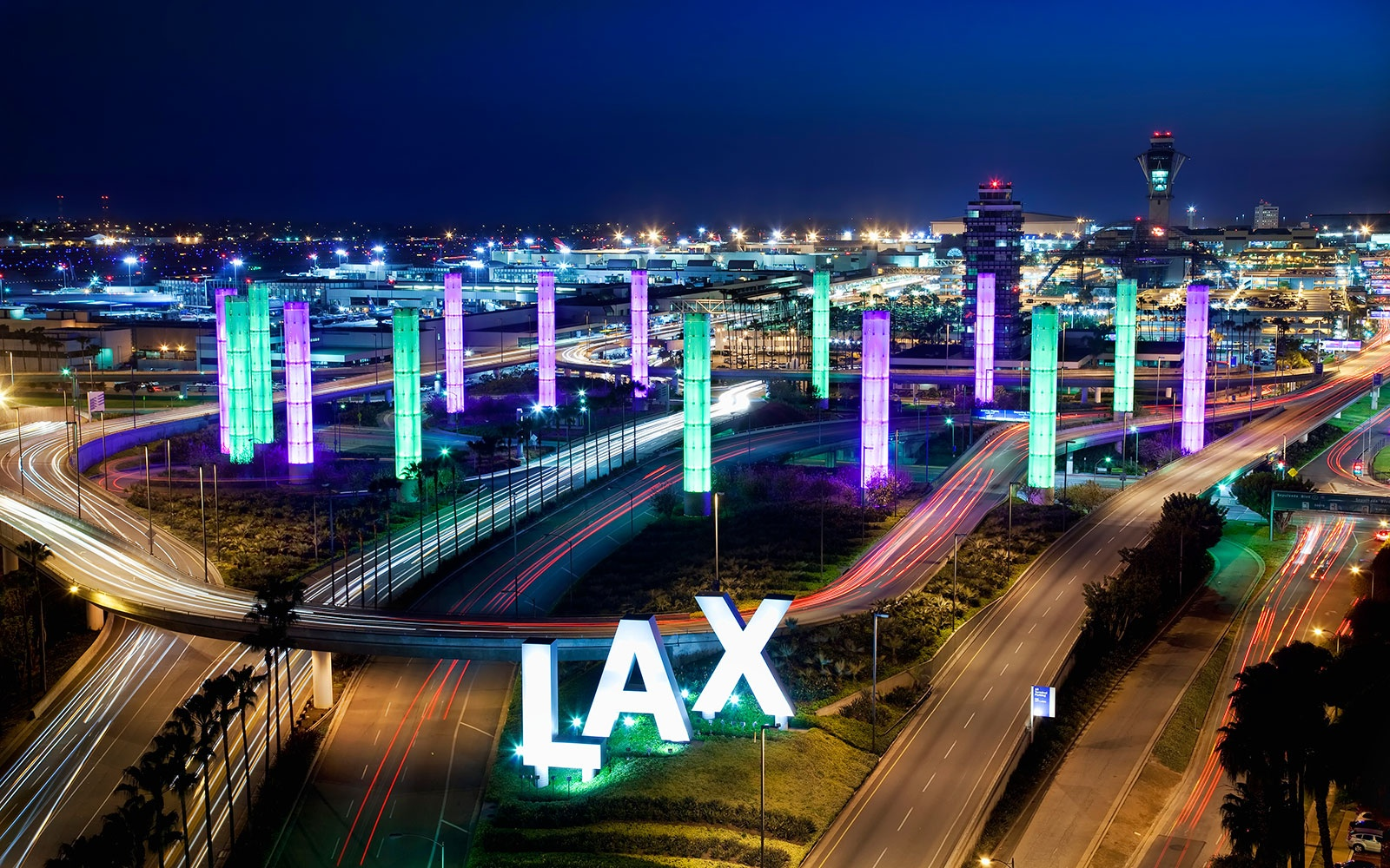 12. Los Angeles International Airport