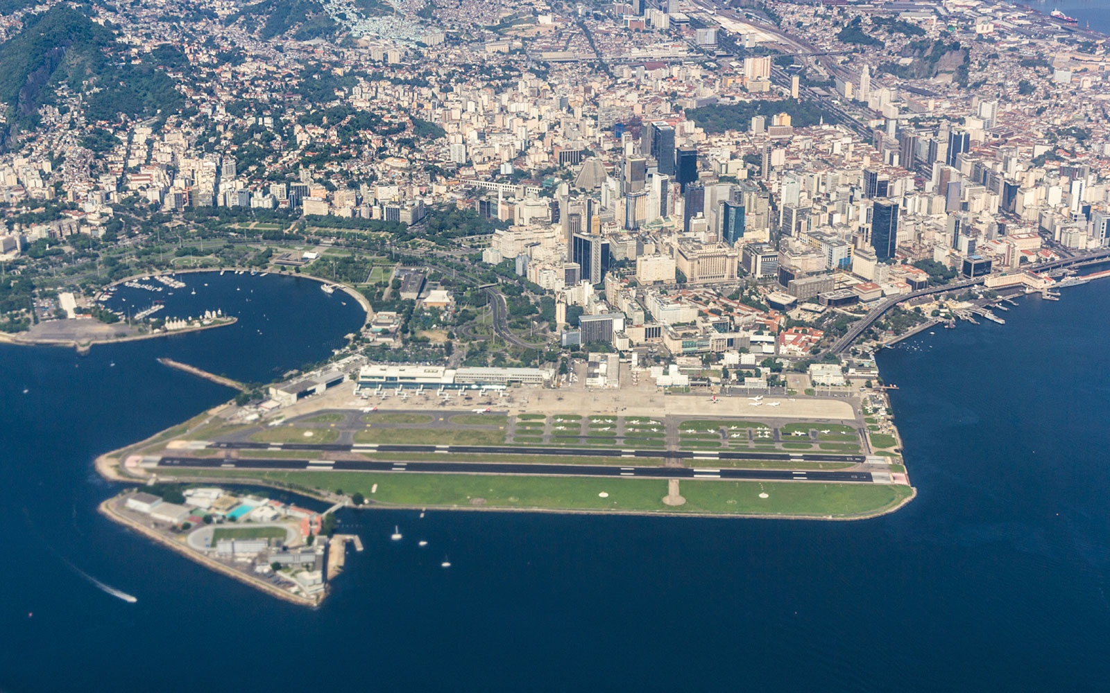 World S Most Beautiful Airport Approaches Travel Leisure