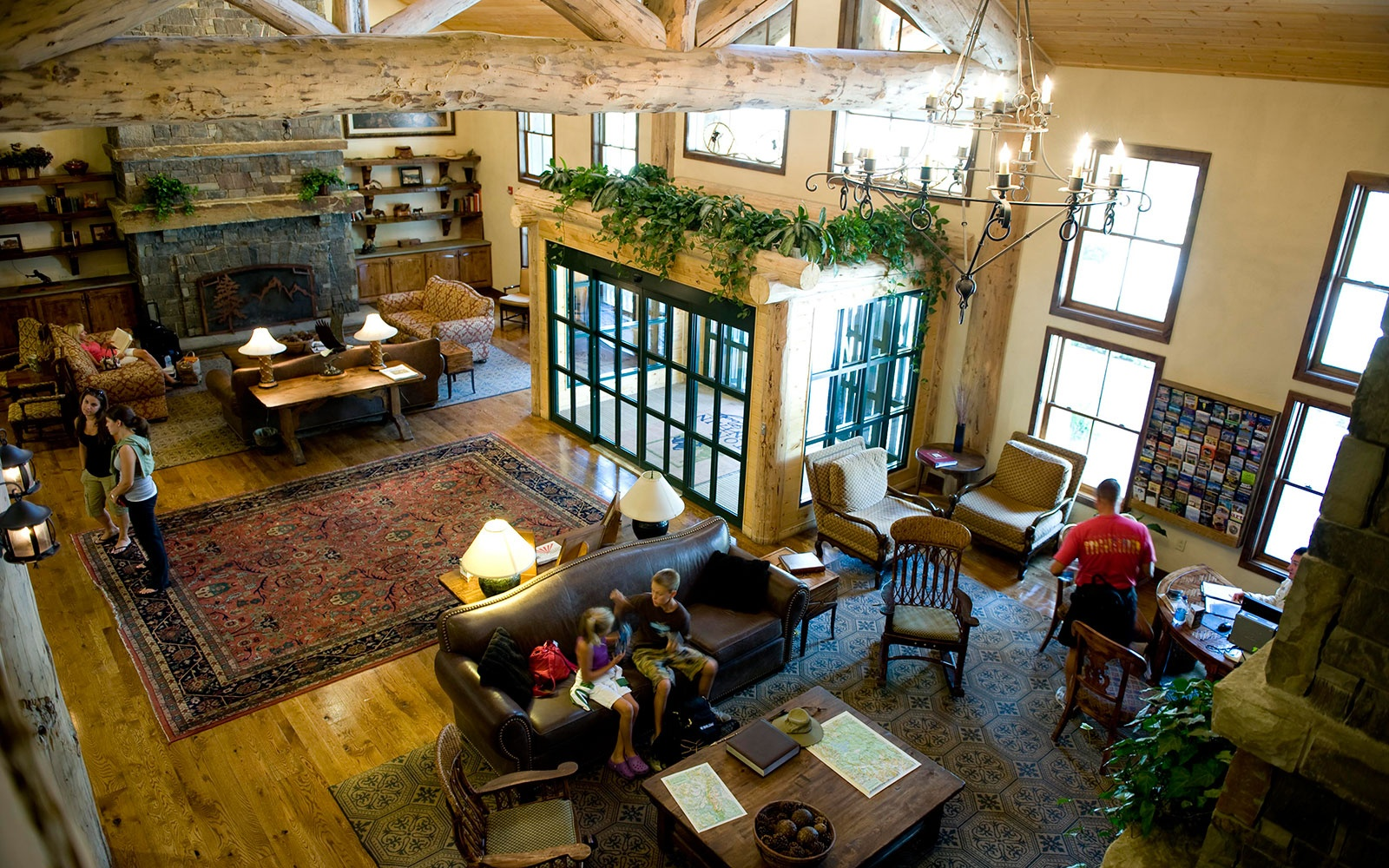 No. 17 Teton Mountain Lodge & Spa, Teton Village, Wyoming